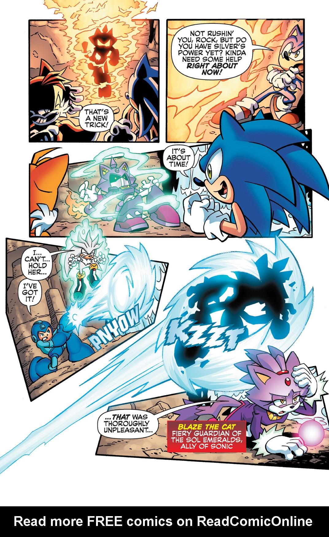 Read online Sonic Mega Man Worlds Collide comic -  Issue # Vol 2 - 75