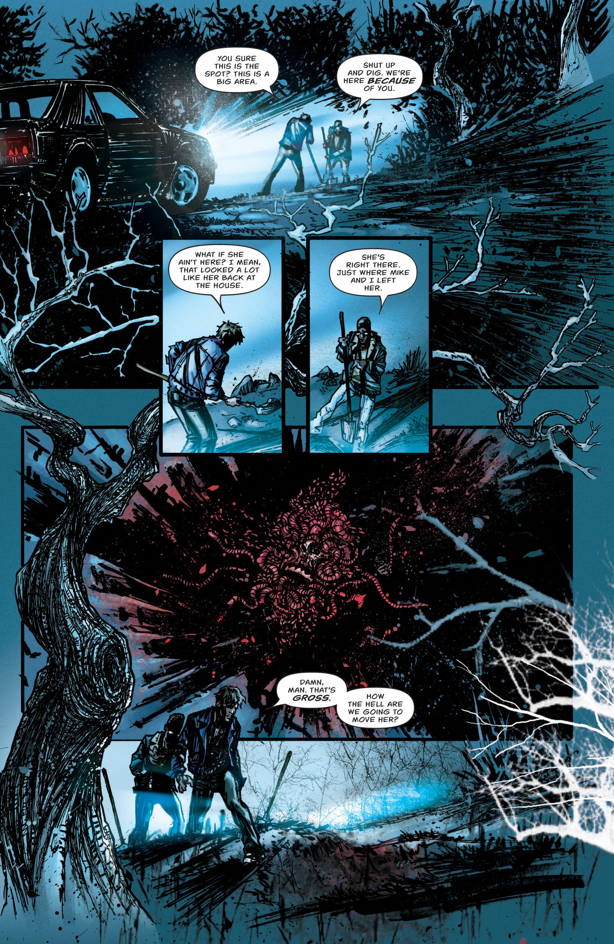 Read online Grimm Tales of Terror: Vol. 3 comic -  Issue #5 - 20
