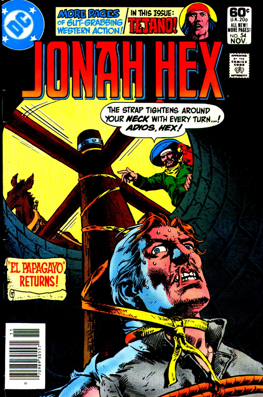 Jonah Hex (1977) 54 Page 1