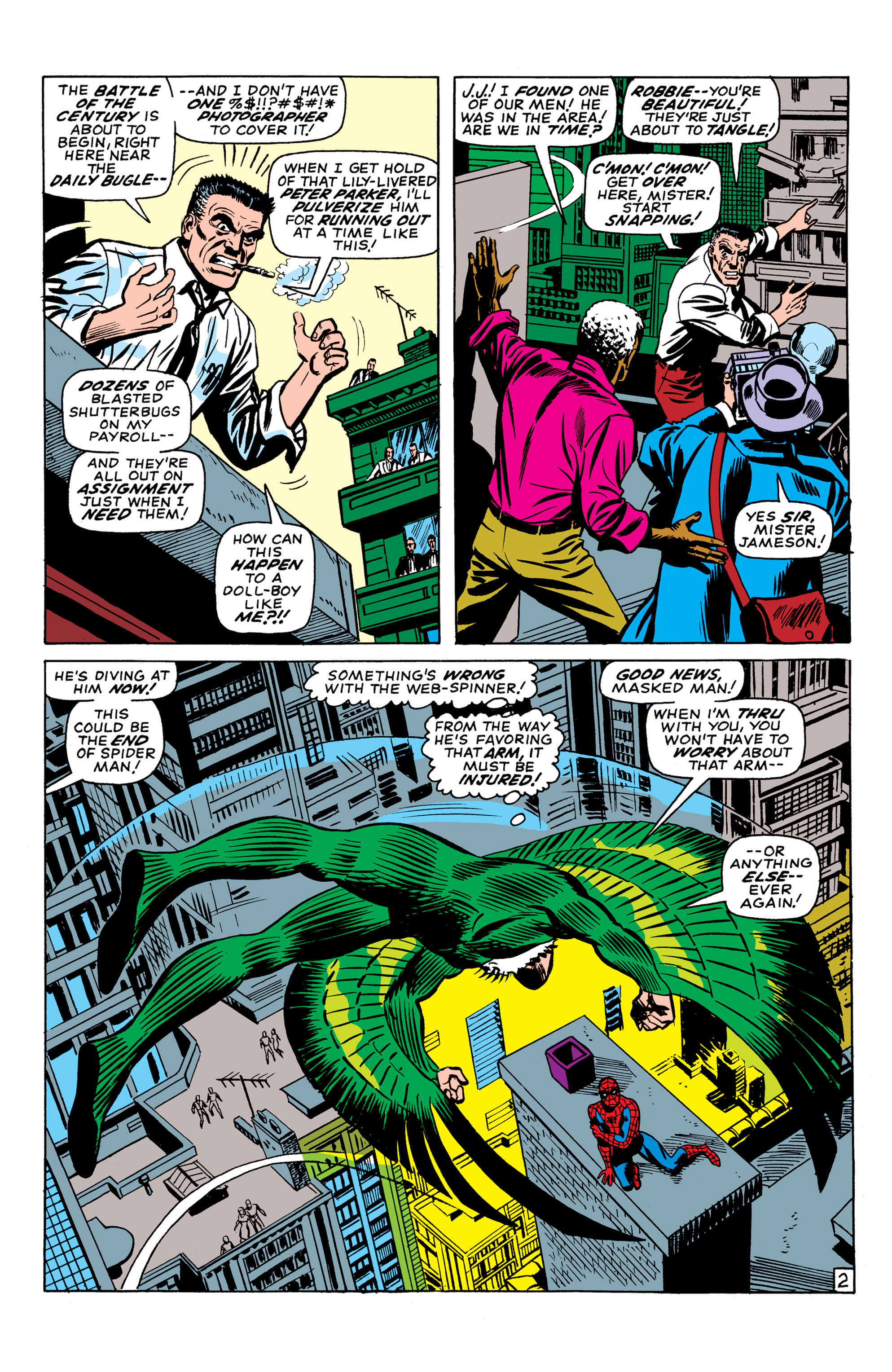 The Amazing Spider-Man (1963) 64 Page 2