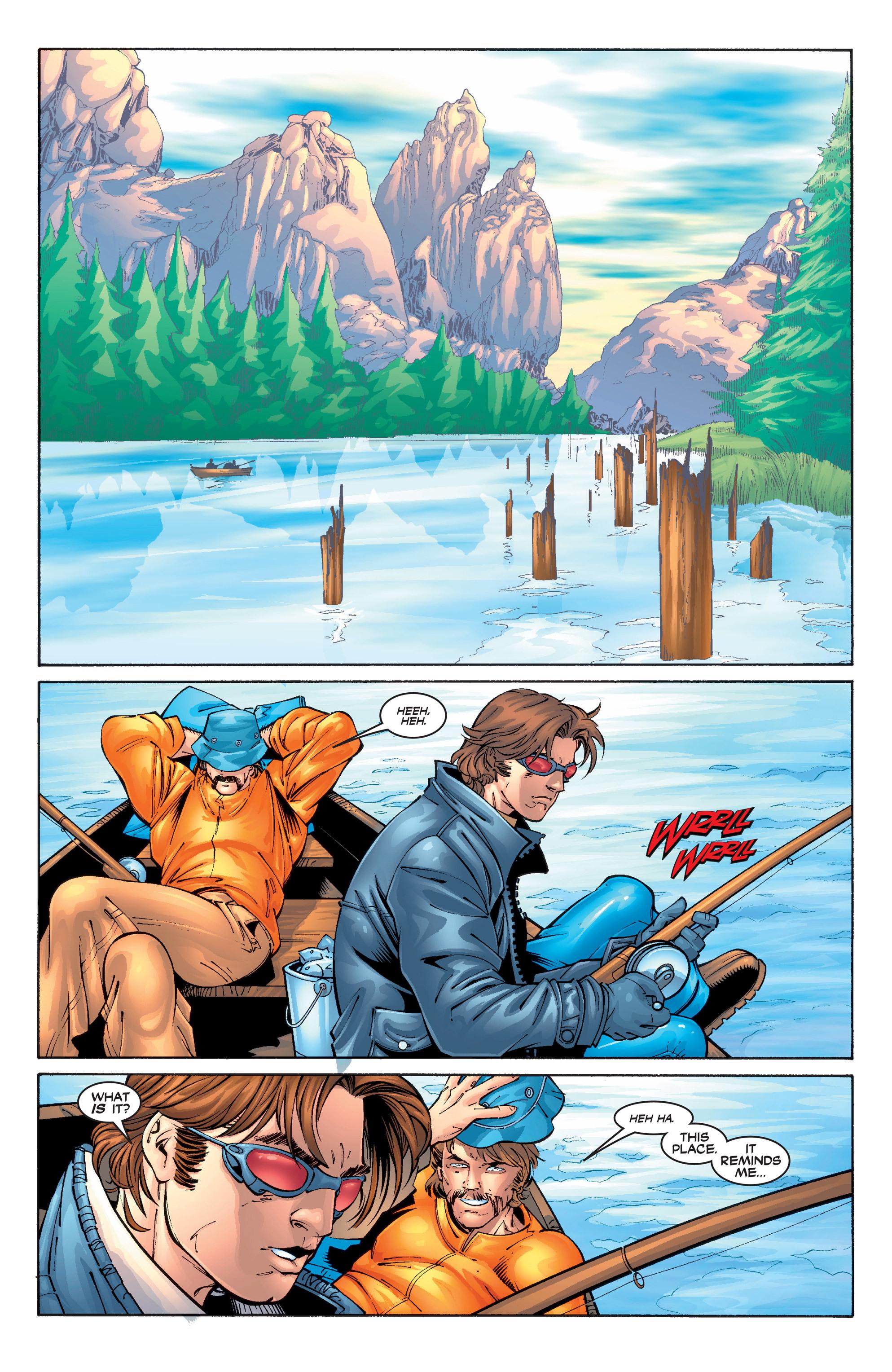 Read online Uncanny X-Men (1963) comic -  Issue #391 - 7