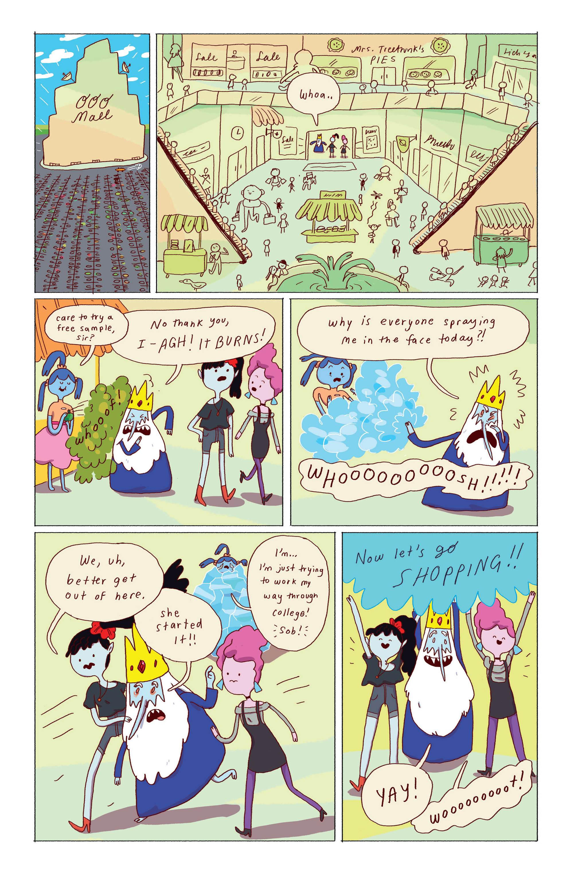 Read online Adventure Time: Ice King comic -  Issue #2 - 13