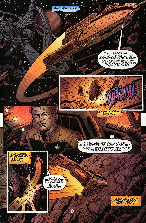 Read online Star Trek: Deep Space Nine (1993) comic -  Issue # _Special 1 - 11