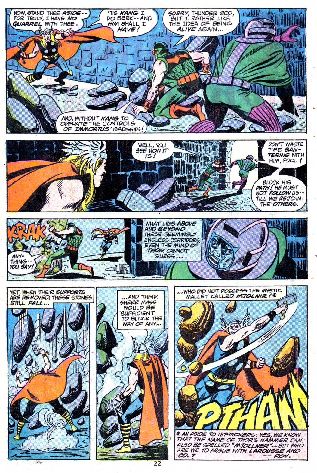 Giant-Size Avengers (1974) issue 3 - Page 24