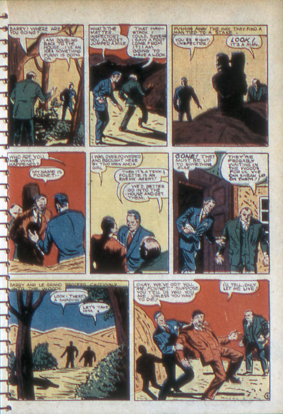 Read online Adventure Comics (1938) comic -  Issue #54 - 16
