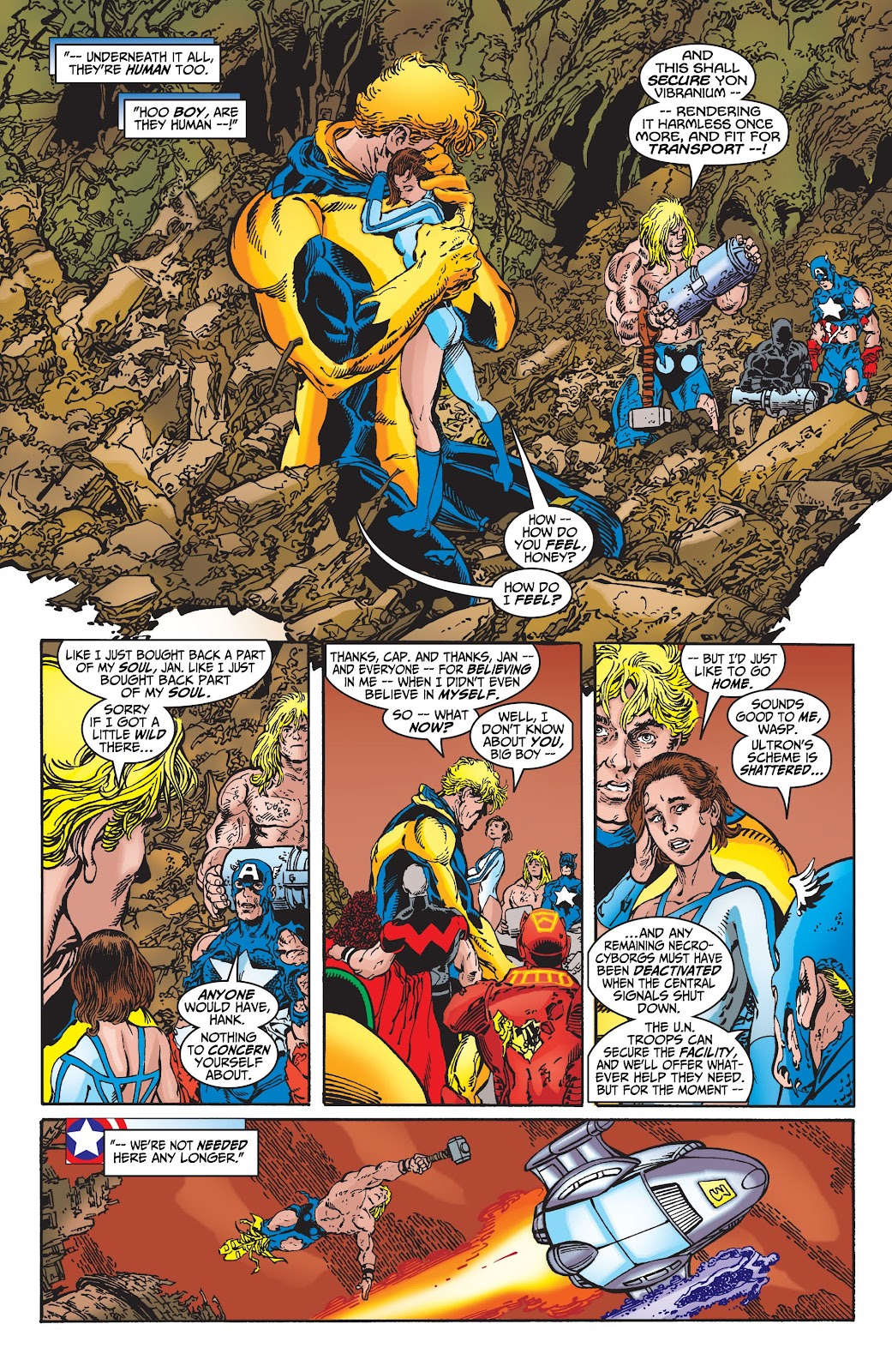 Avengers (1998) issue TPB 2 (Part 4) - Page 22