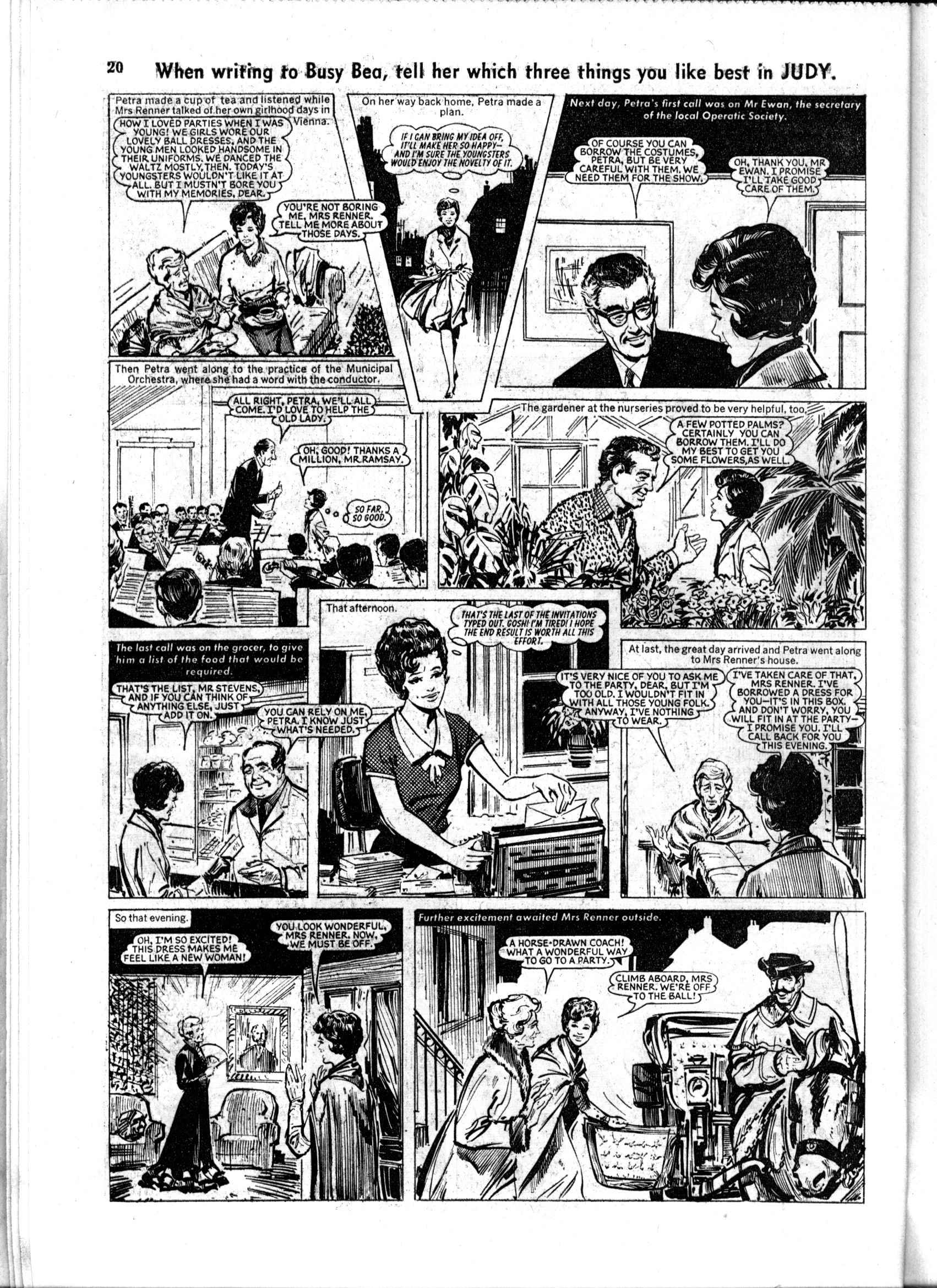 Read online Judy comic -  Issue #169 - 20