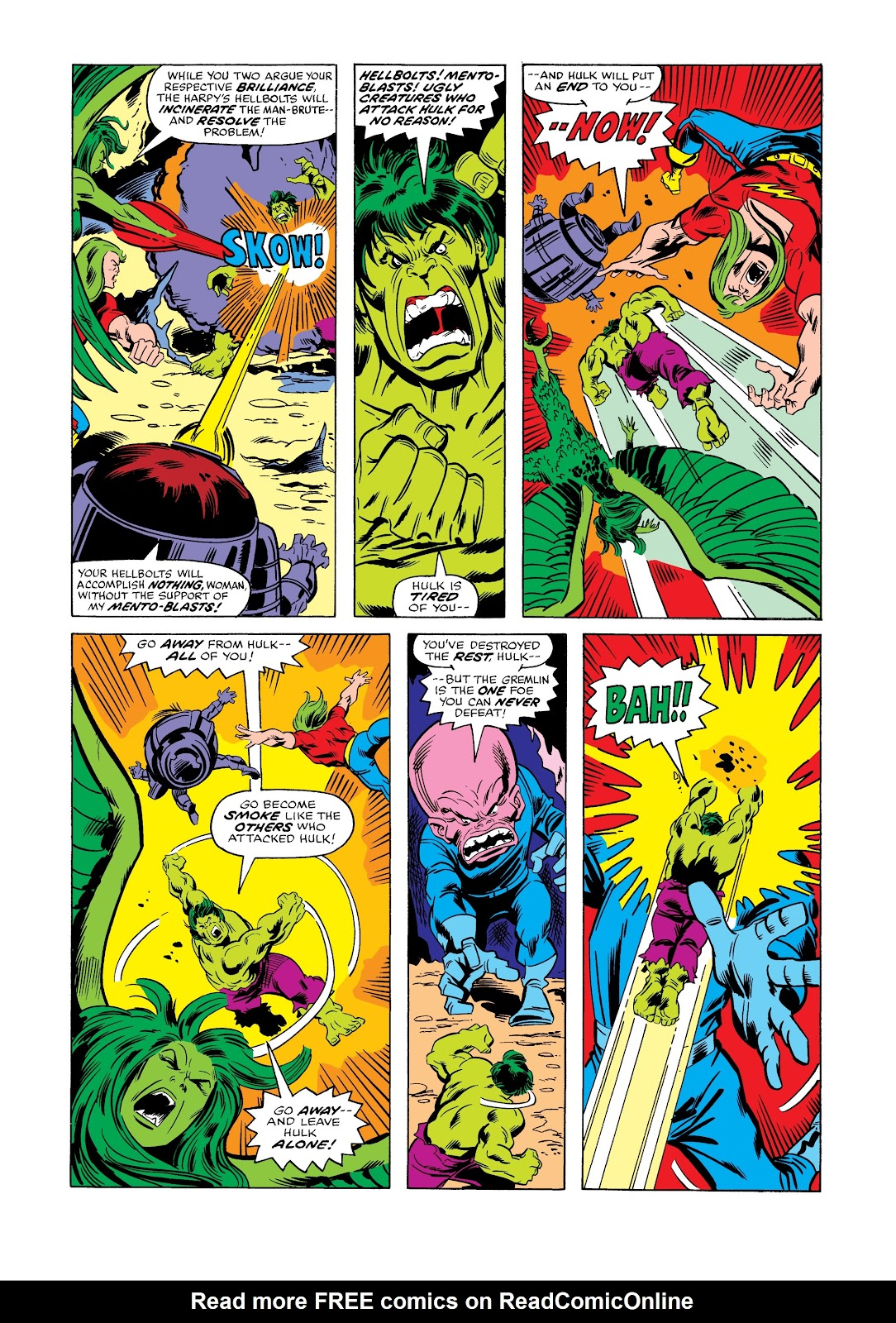 Read online Marvel Masterworks: The Incredible Hulk comic -  Issue # TPB 12 (Part 2) - 14