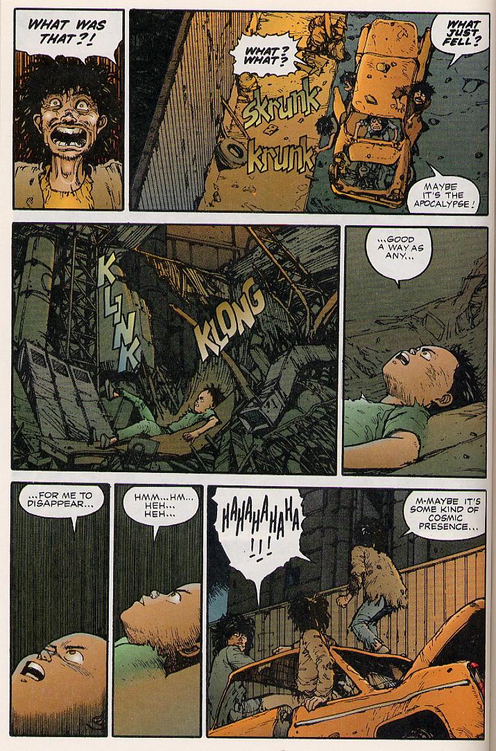Read online Akira comic -  Issue #8 - 62