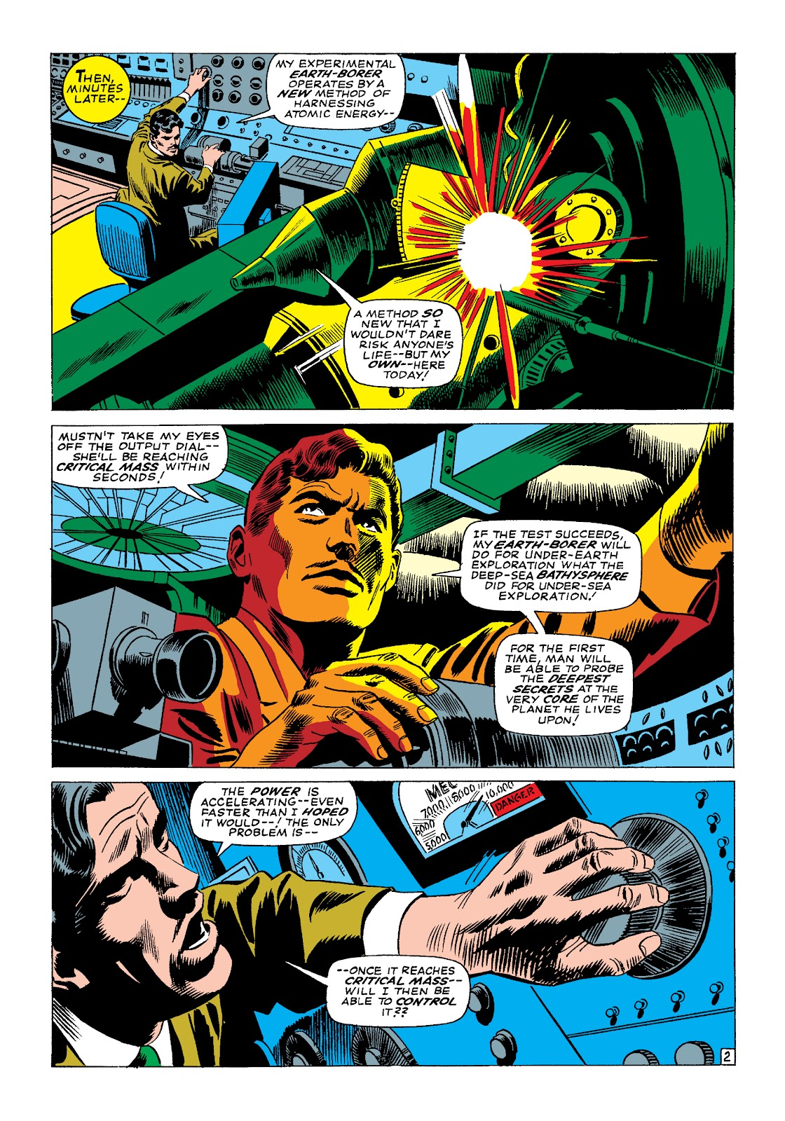 Read online Marvel Masterworks: The Invincible Iron Man comic -  Issue # TPB 4 (Part 1) - 47