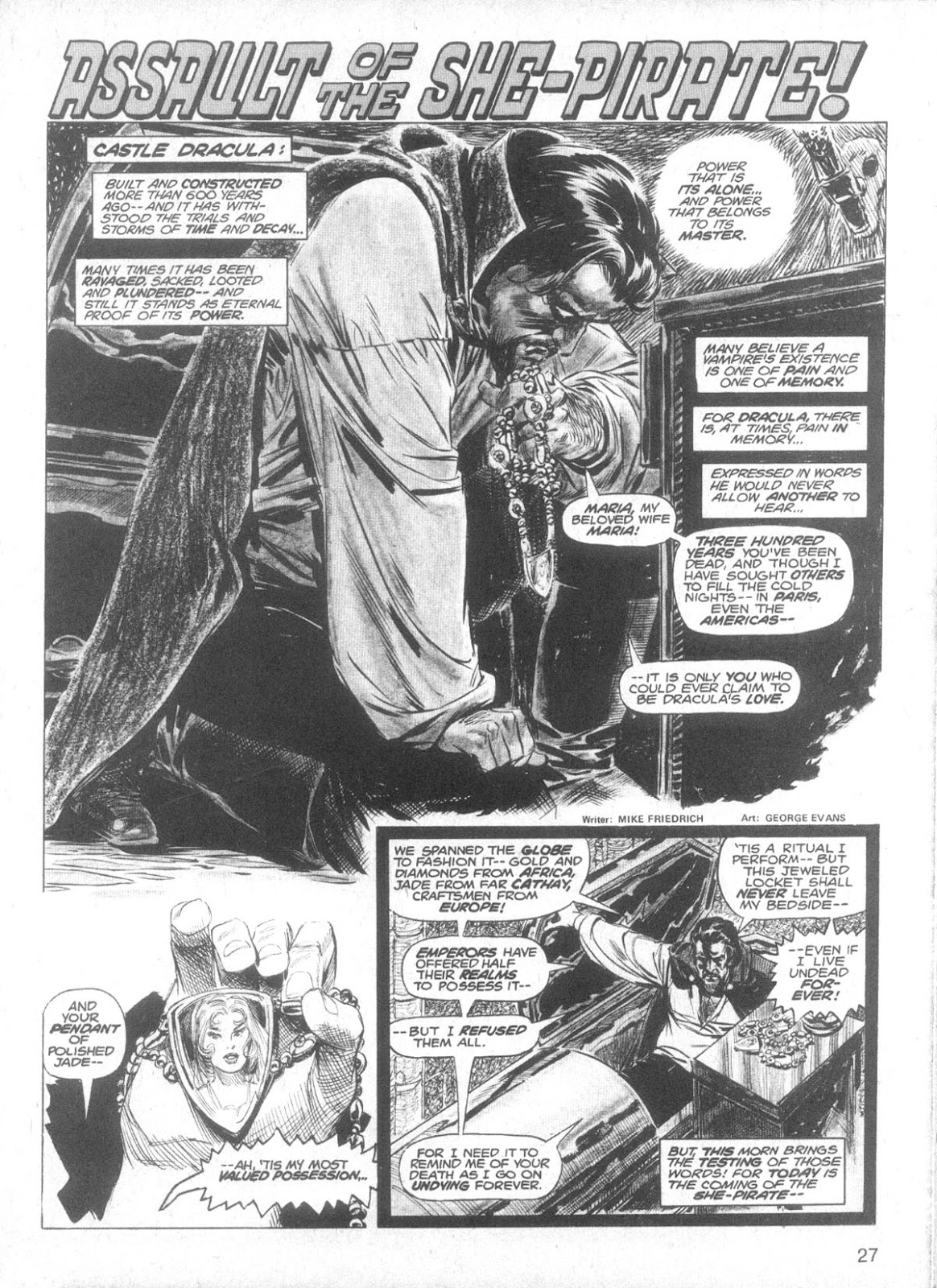Dracula Lives issue 7 - Page 27
