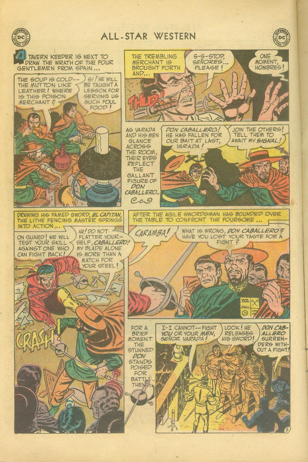 Read online All-Star Western (1951) comic -  Issue #65 - 14