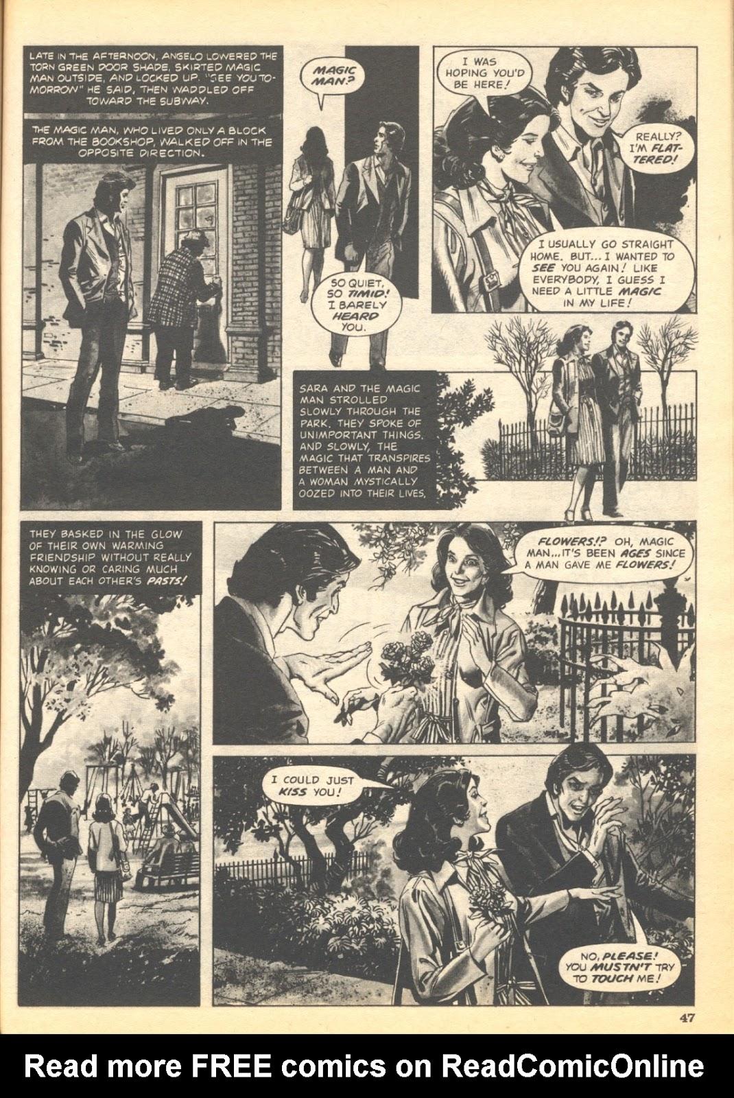 Creepy (1964) Issue #122 #122 - English 45