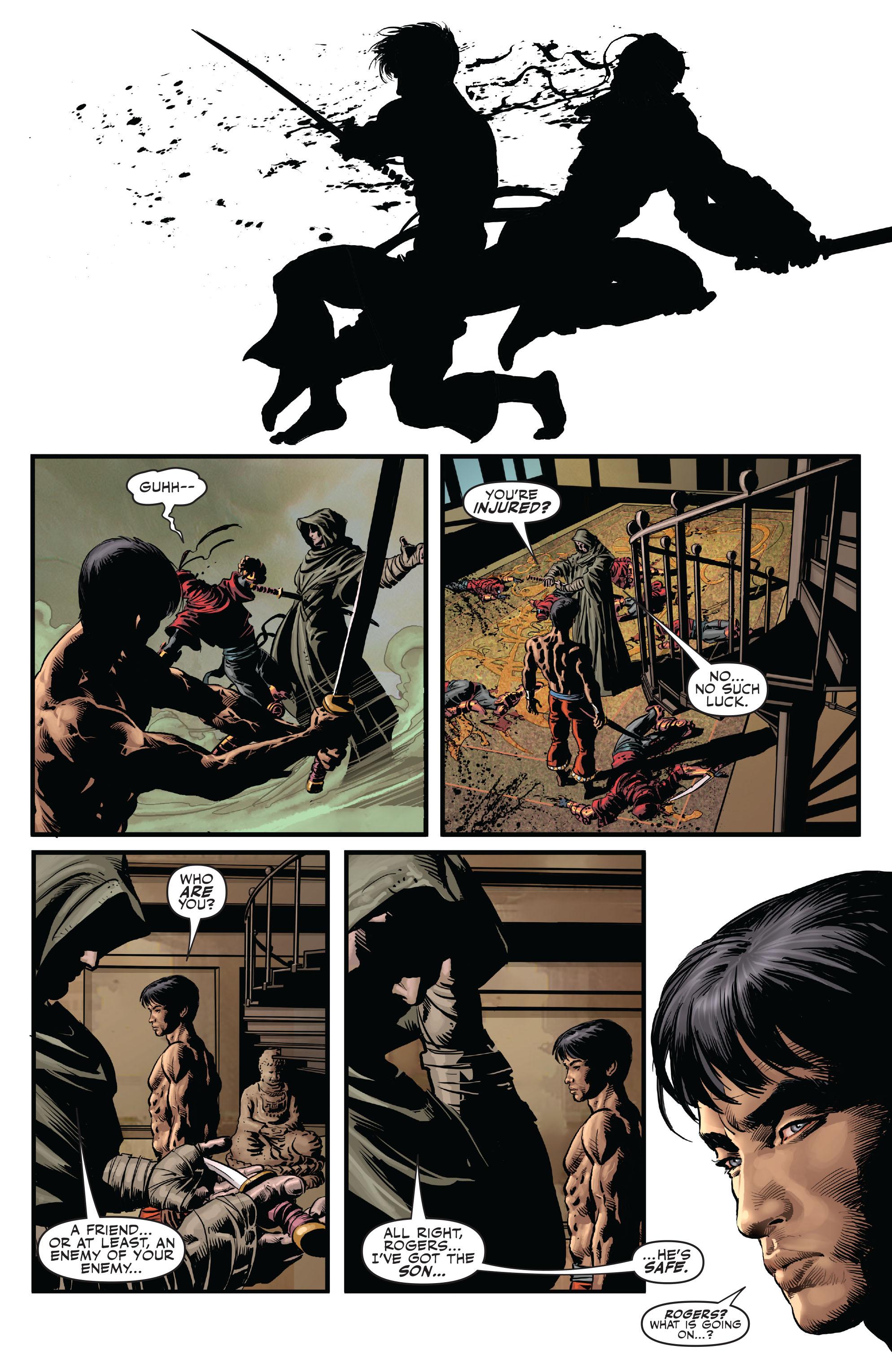 Read online Secret Avengers (2010) comic -  Issue #6 - 8