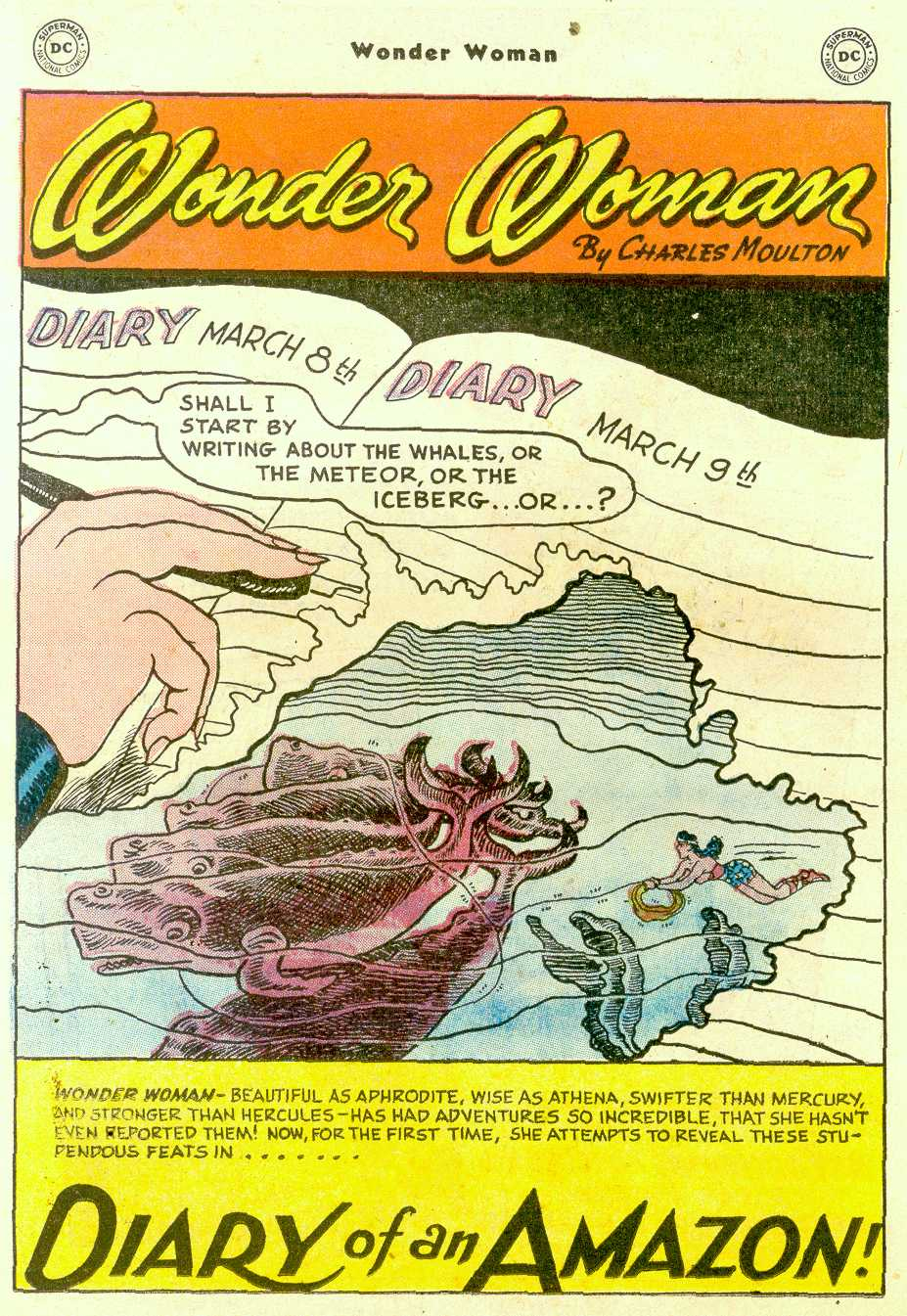 Read online Wonder Woman (1942) comic -  Issue #96 - 15