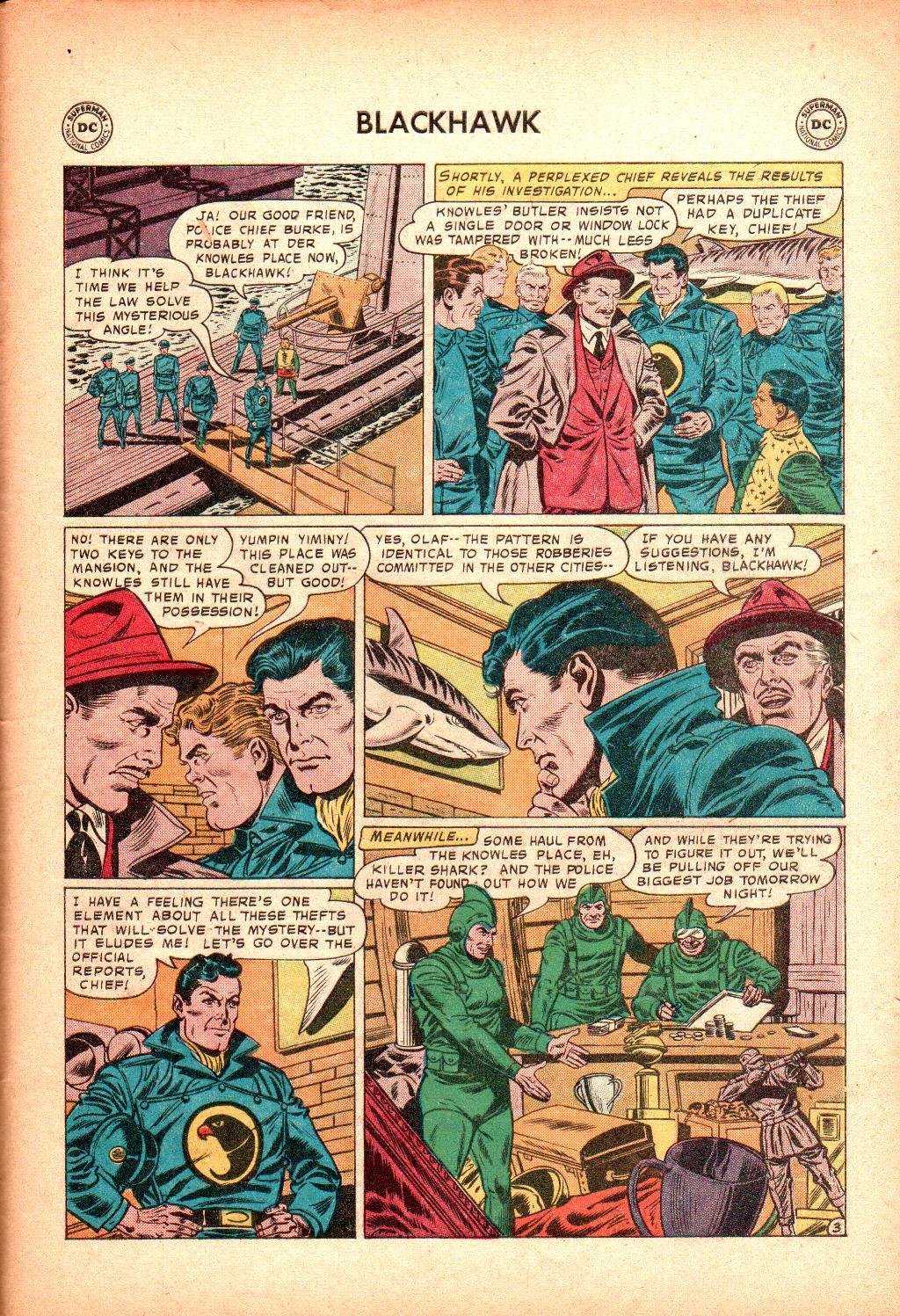 Blackhawk (1957) Issue #128 #21 - English 27