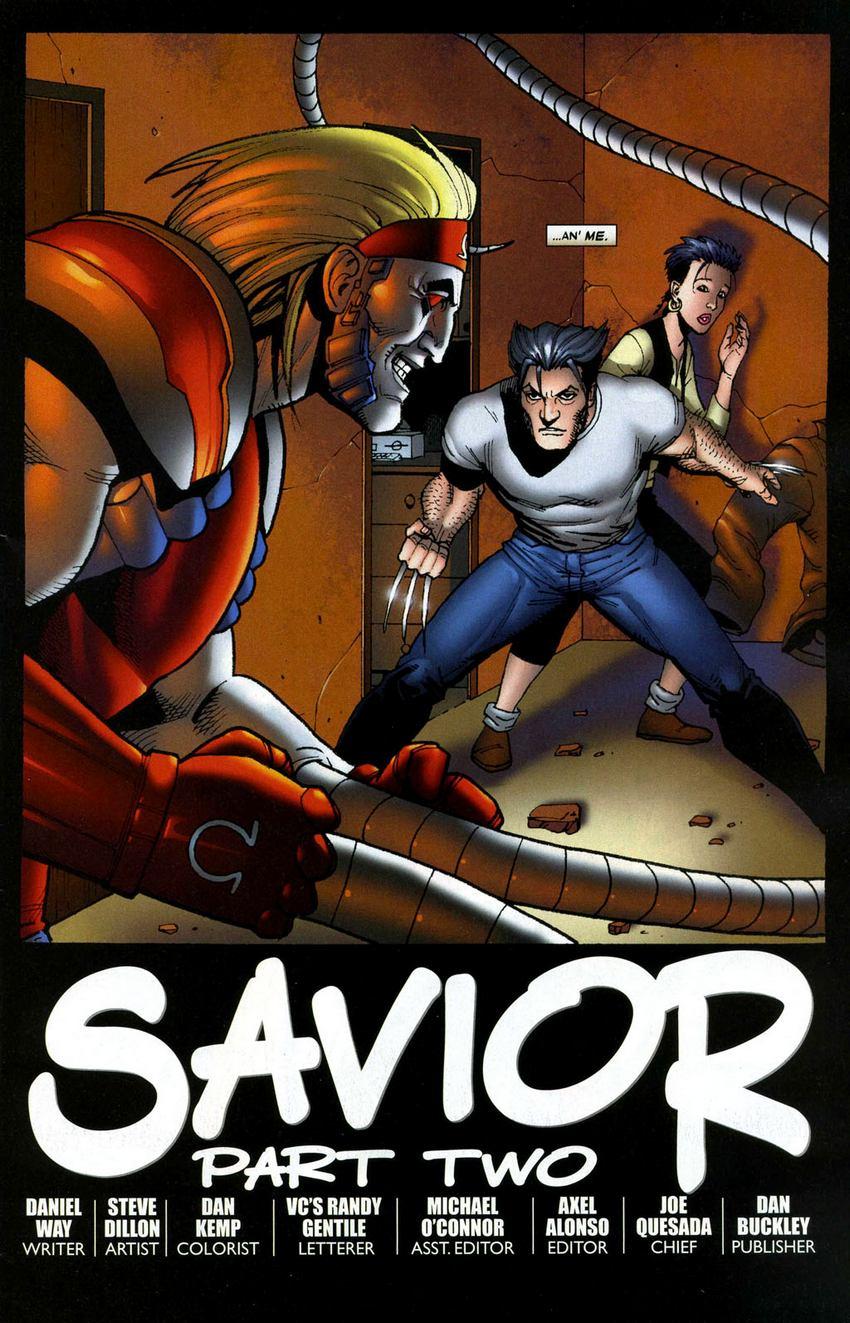 Read online Wolverine: Origins comic -  Issue #7 - 4