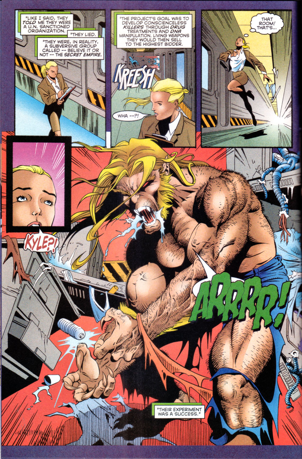 Read online X-Factor (1986) comic -  Issue #142 - 12