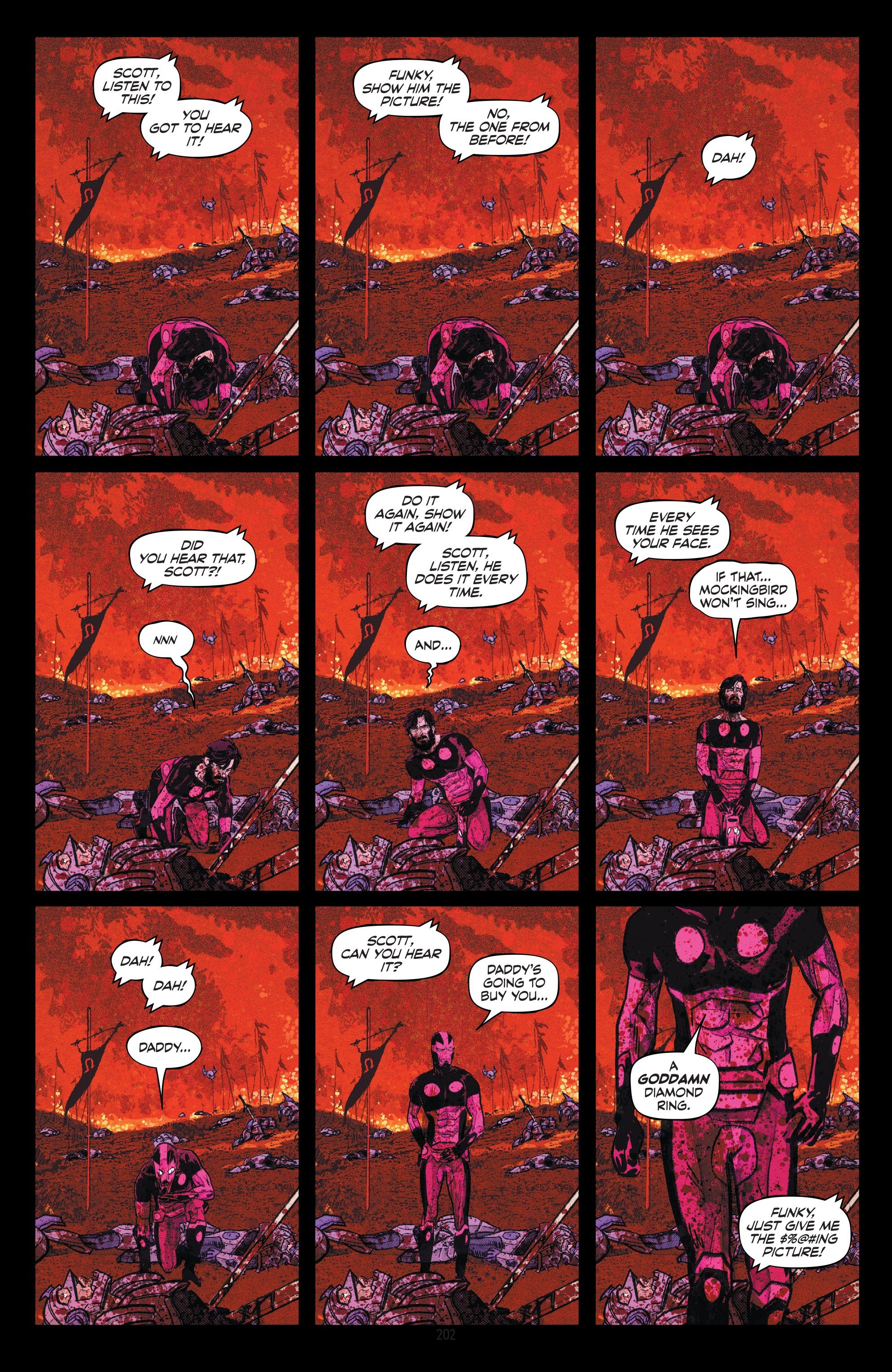 Mister Miracle (2017) _TPB_(Part_3) Page 1