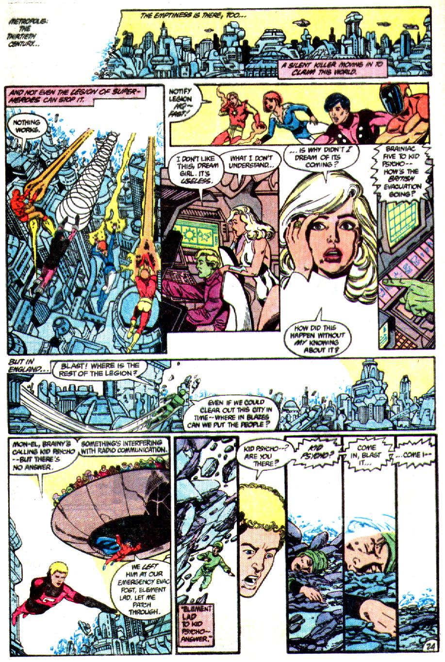 Read online Crisis on Infinite Earths (1985) comic -  Issue #3 - 26