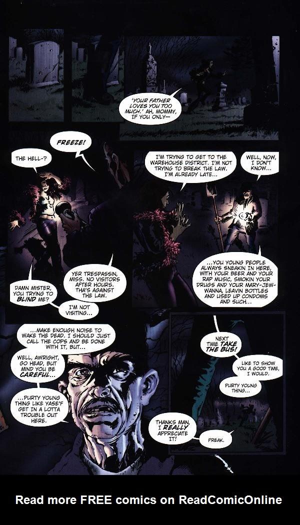 Read online Vampire the Masquerade comic -  Issue # Nosferatu - 13