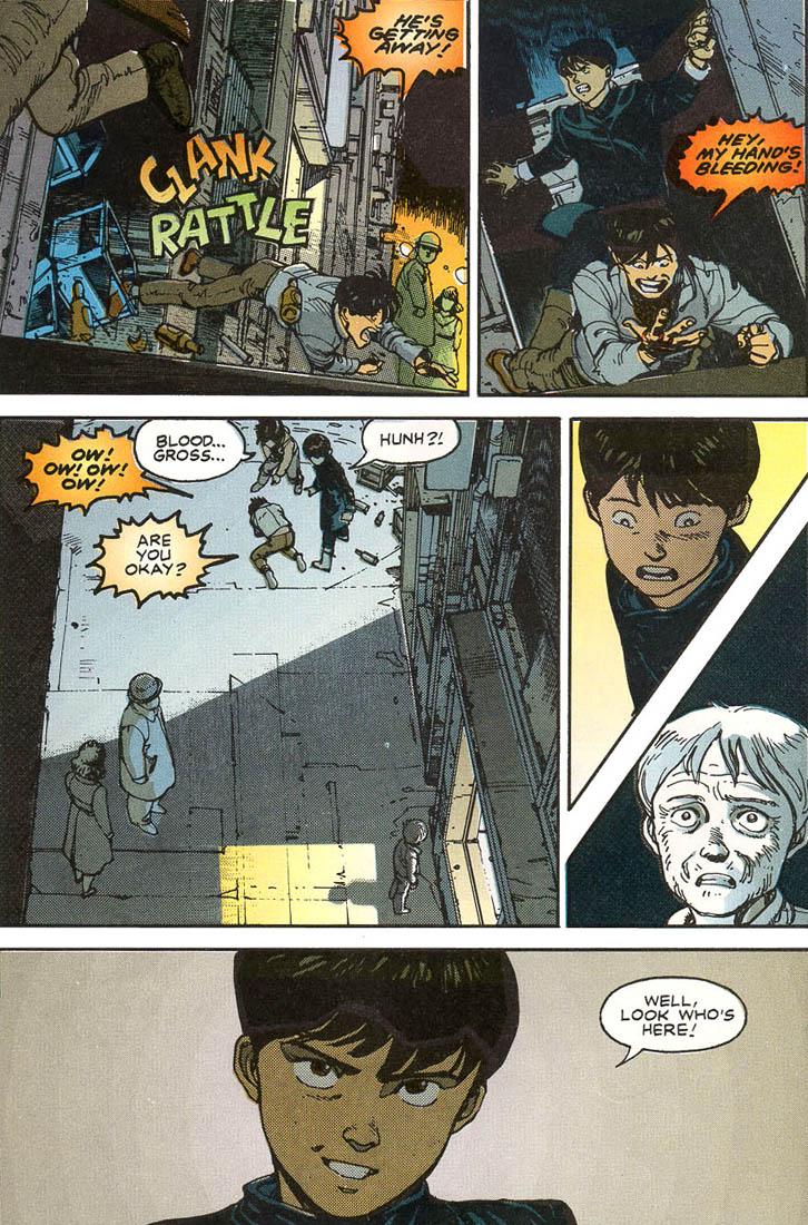 Read online Akira comic -  Issue #1 - 42