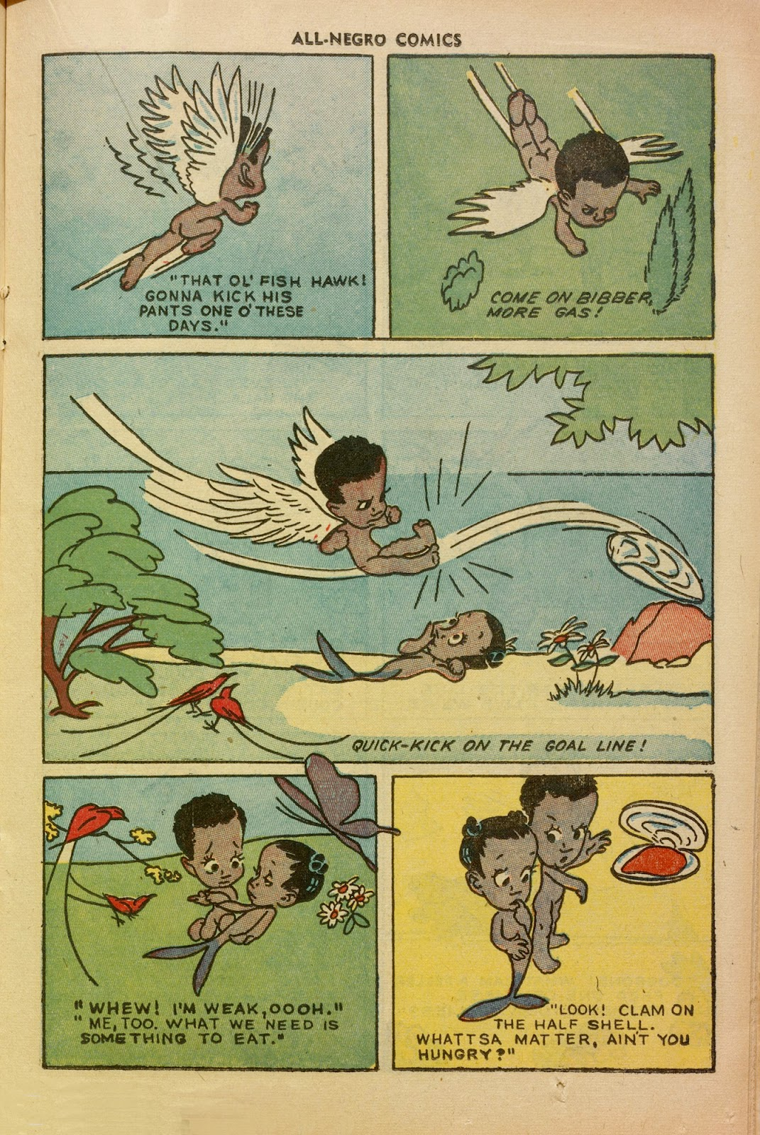 All-Negro Comics issue Full - Page 23