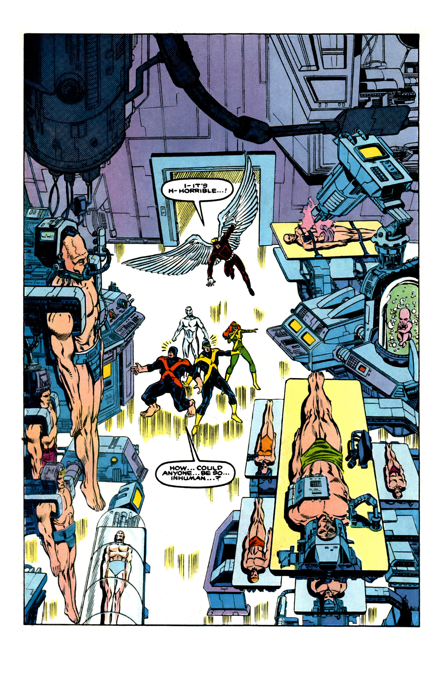 Read online X-Factor (1986) comic -  Issue # _ Annual 1 - 28