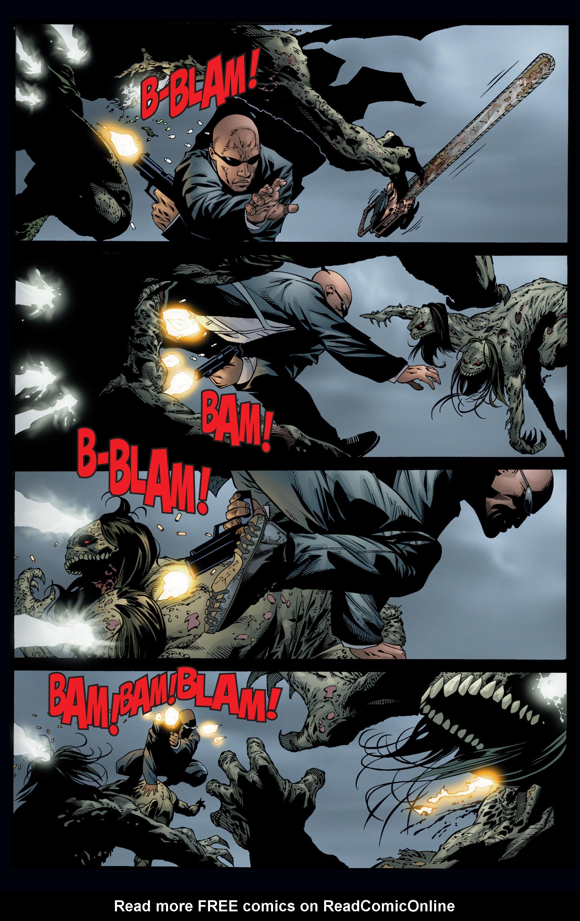 Read online Shadowman (1999) comic -  Issue #1 - 7