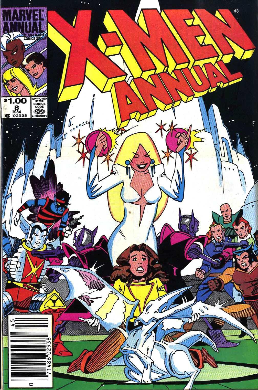 Uncanny X-Men (1963) _Annual_8 Page 1