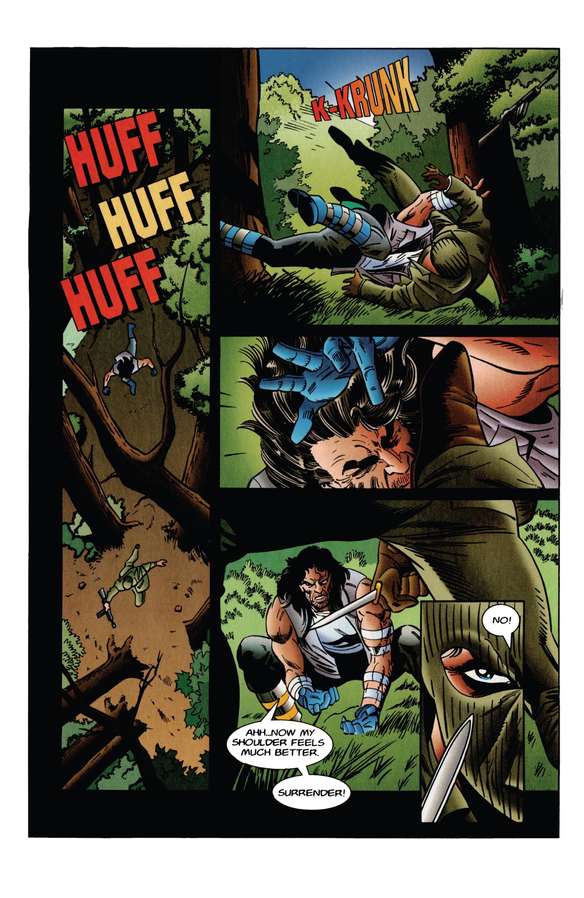Read online Eternal Warrior (1992) comic -  Issue #43 - 18
