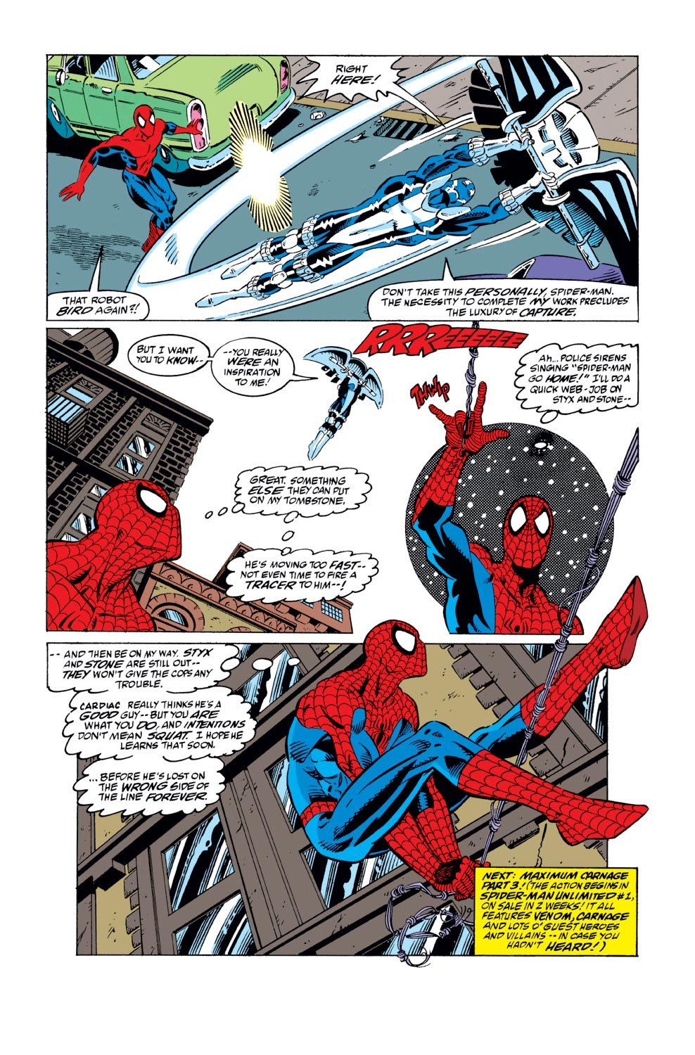 The Amazing Spider-Man (1963) 377 Page 22