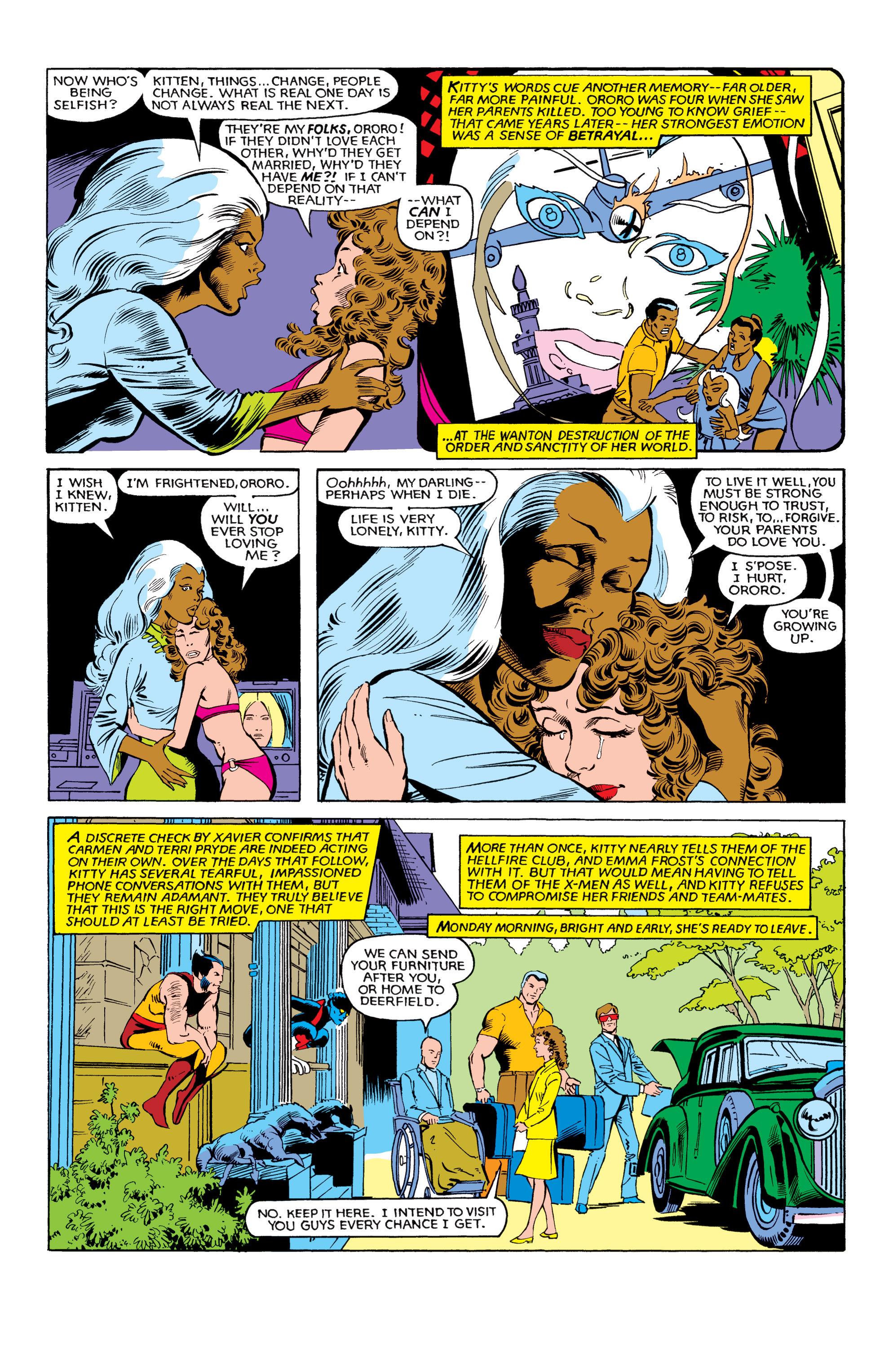 Read online Uncanny X-Men (1963) comic -  Issue #151 - 6