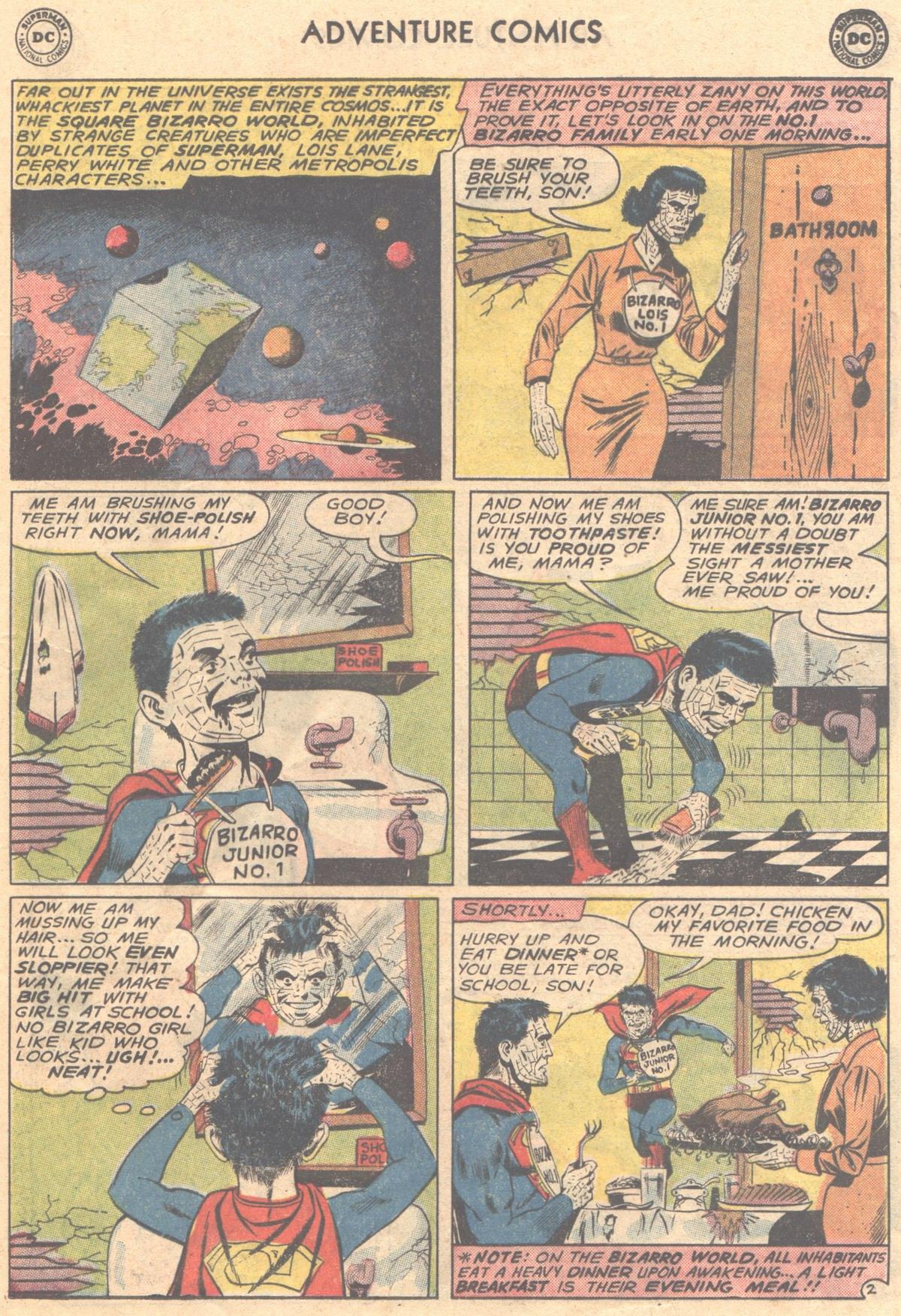 Read online Adventure Comics (1938) comic -  Issue #288 - 21
