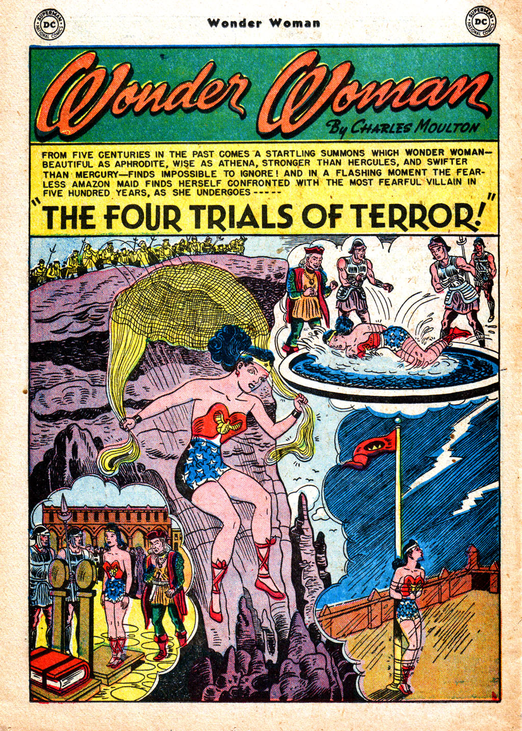 Read online Wonder Woman (1942) comic -  Issue #57 - 31