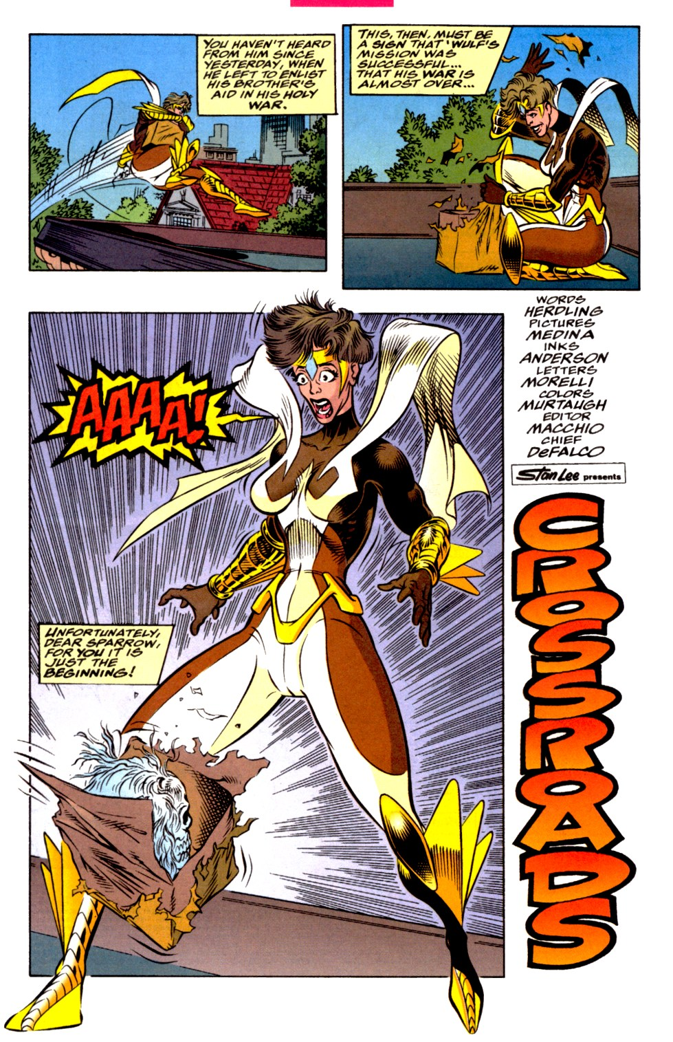 Read online Blackwulf comic -  Issue #2 - 3