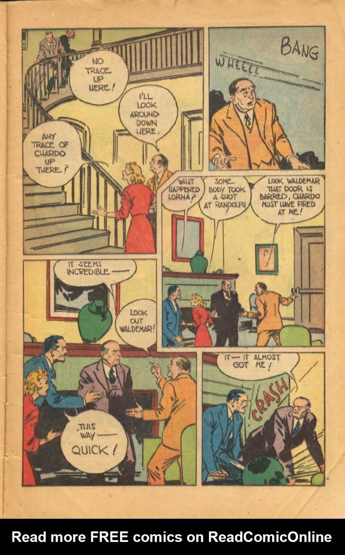 Read online Super-Magician Comics comic -  Issue #52 - 10