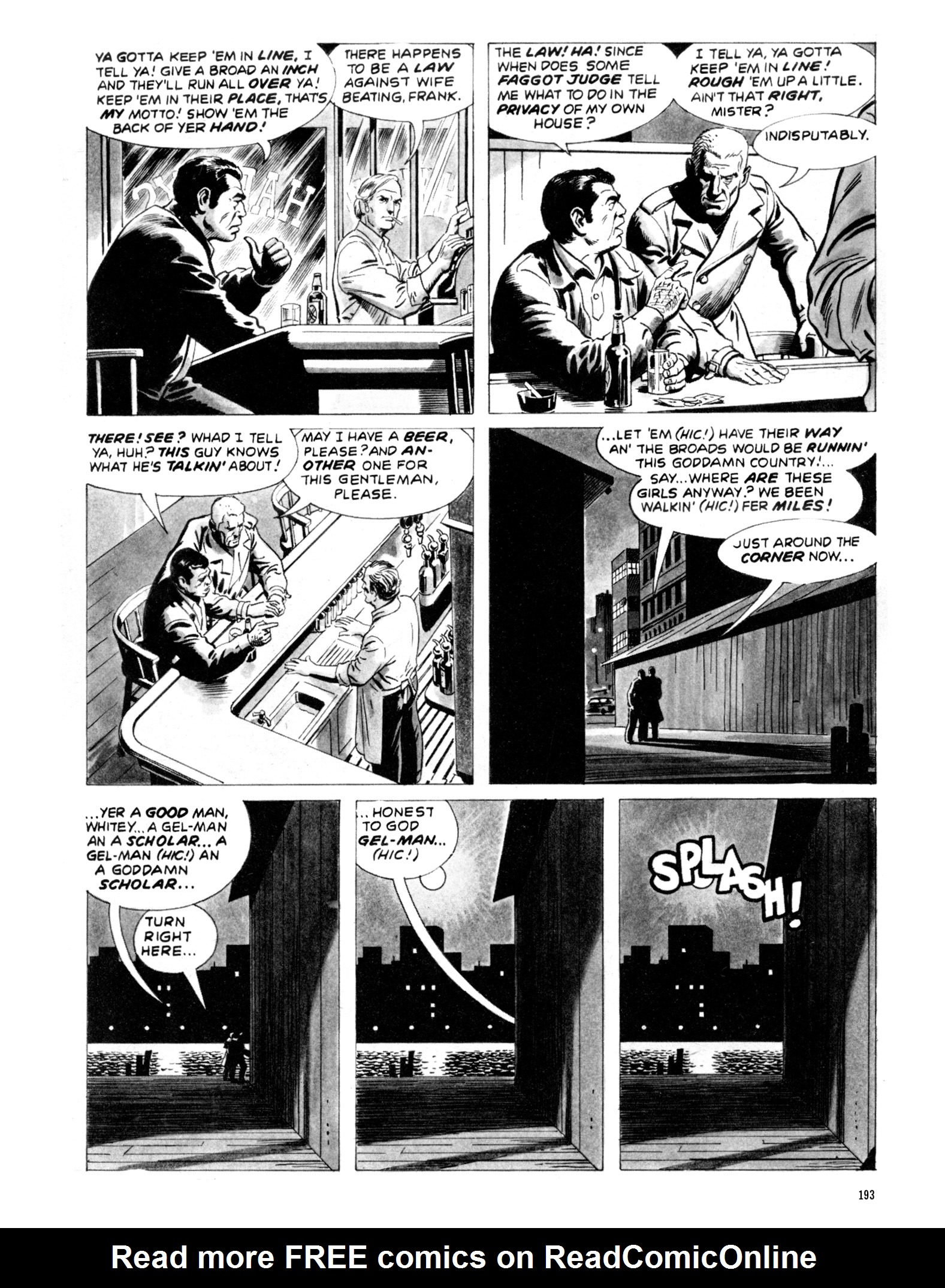 Read online Eerie Archives comic -  Issue # TPB 20 - 193