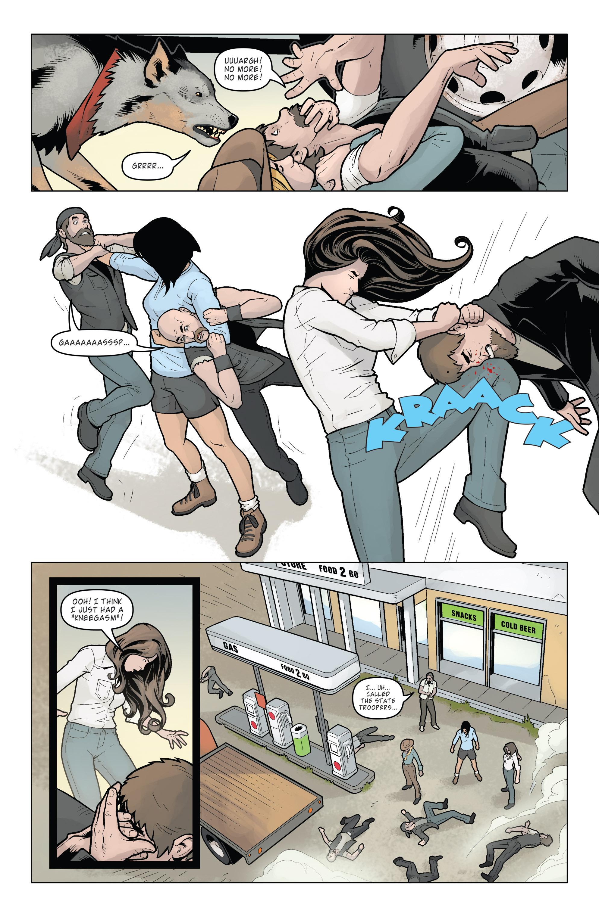 Read online Wynonna Earp (2016) comic -  Issue #7 - 19
