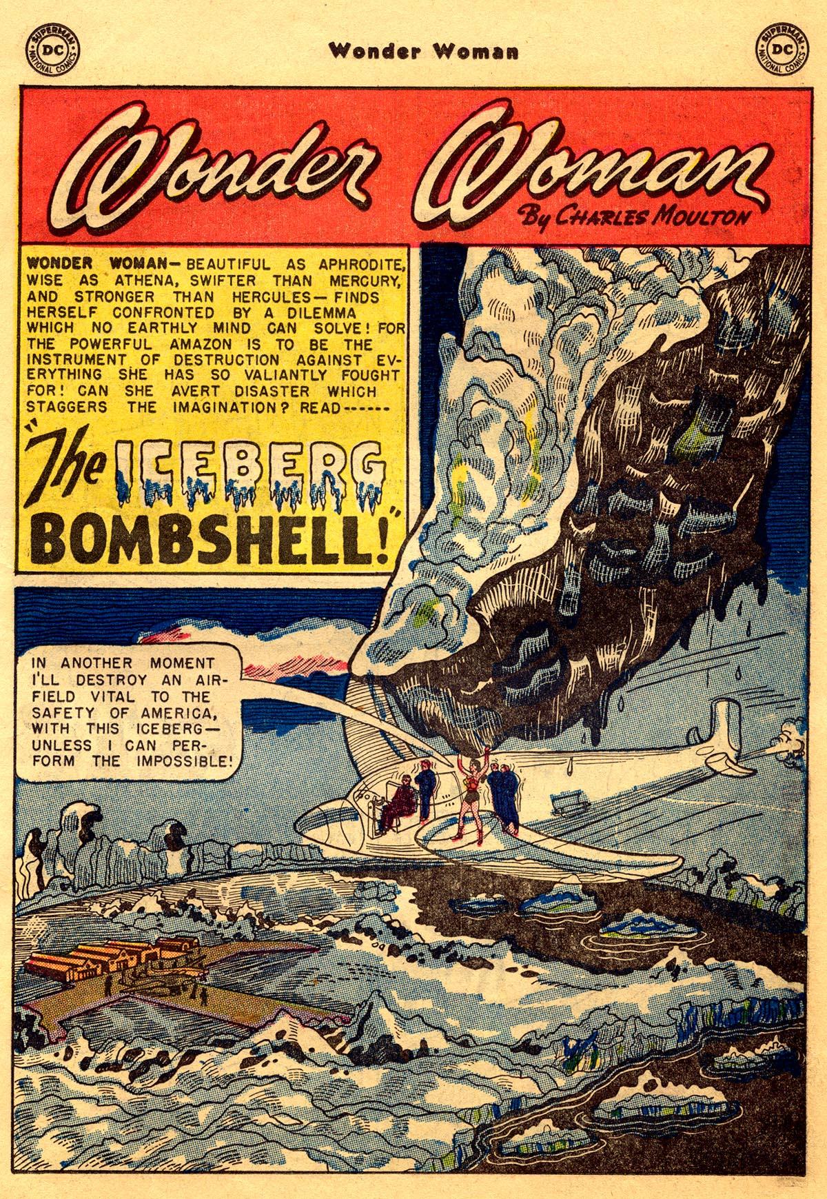 Read online Wonder Woman (1942) comic -  Issue #68 - 15