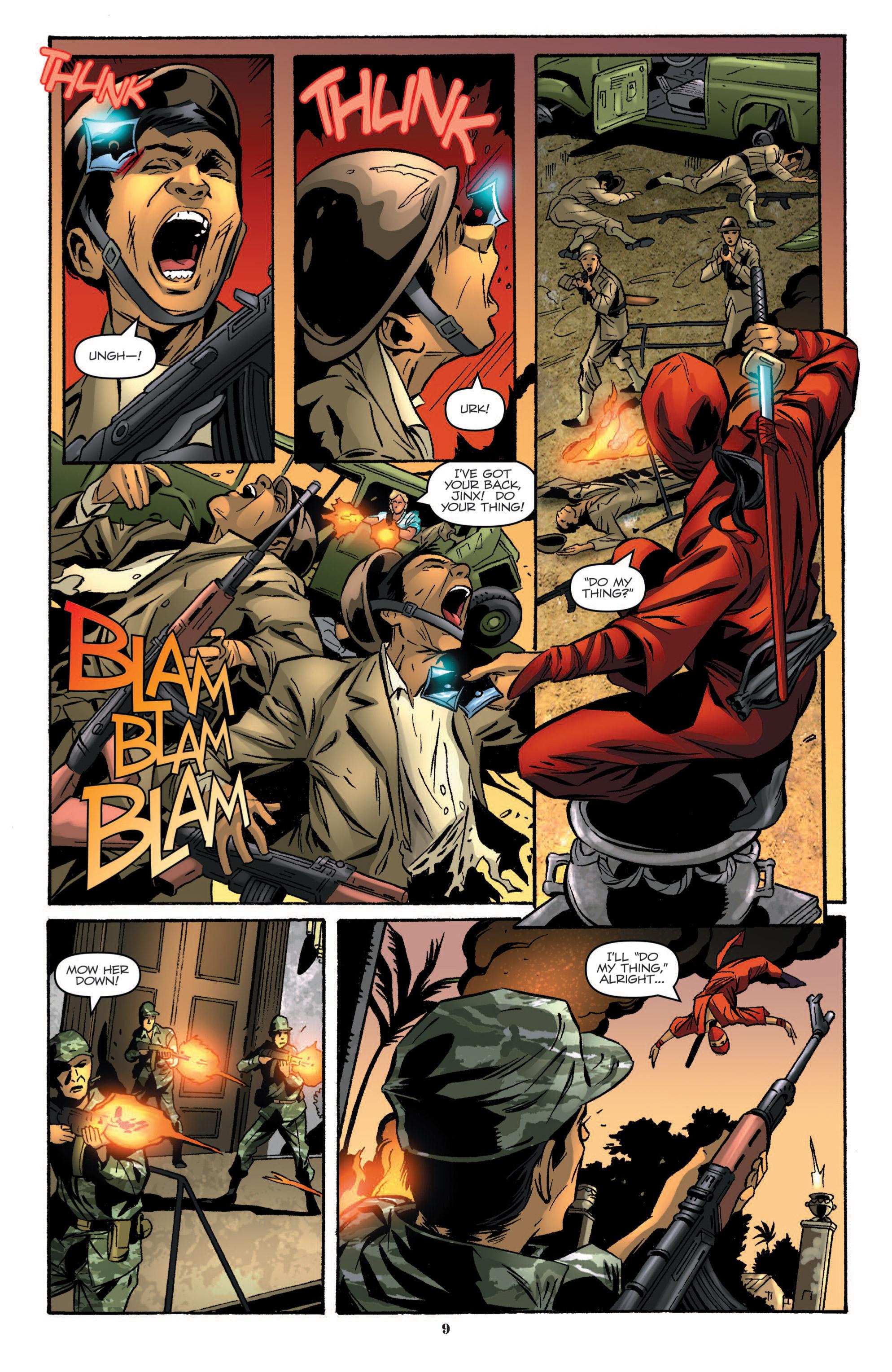 G.I. Joe: A Real American Hero 191 Page 10