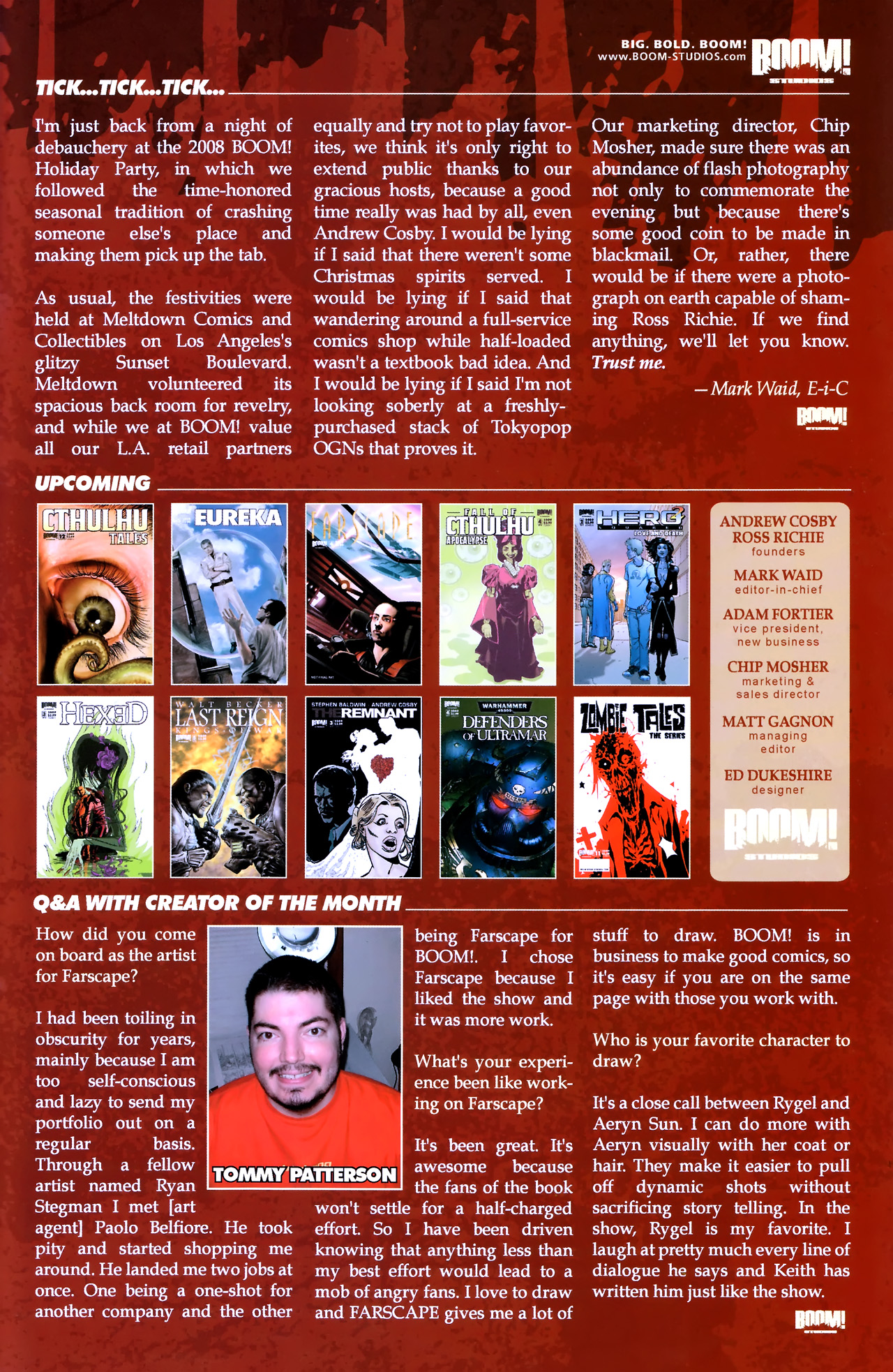 Read online Hexed comic -  Issue #3 - 25