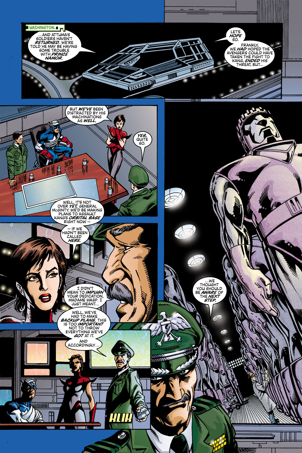 Read online Avengers (1998) comic -  Issue #45 - 18