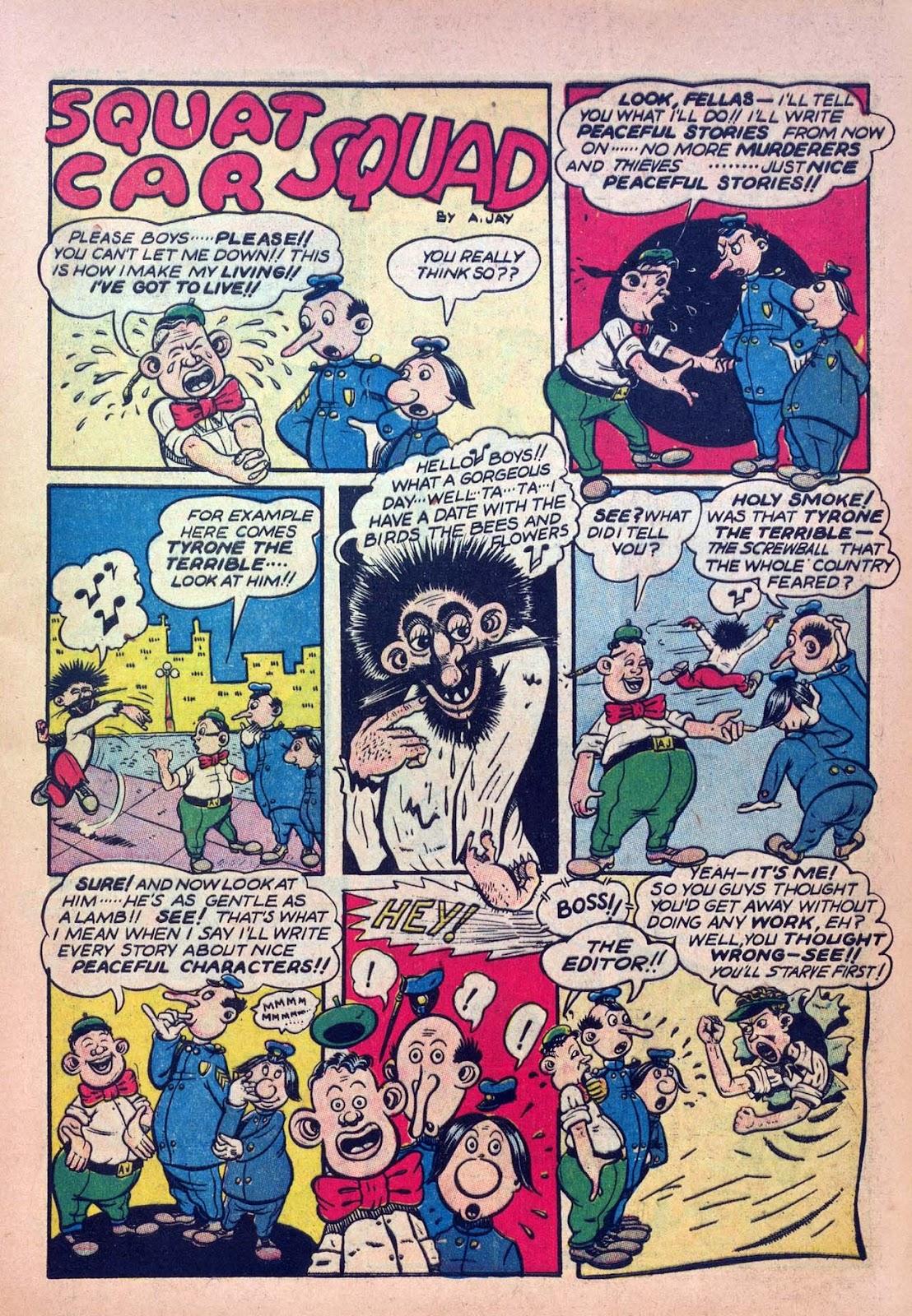 Read online Joker Comics comic -  Issue #6 - 15