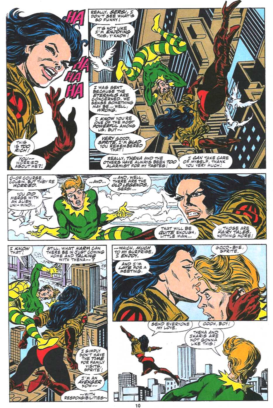 The Avengers (1963) 355 Page 7