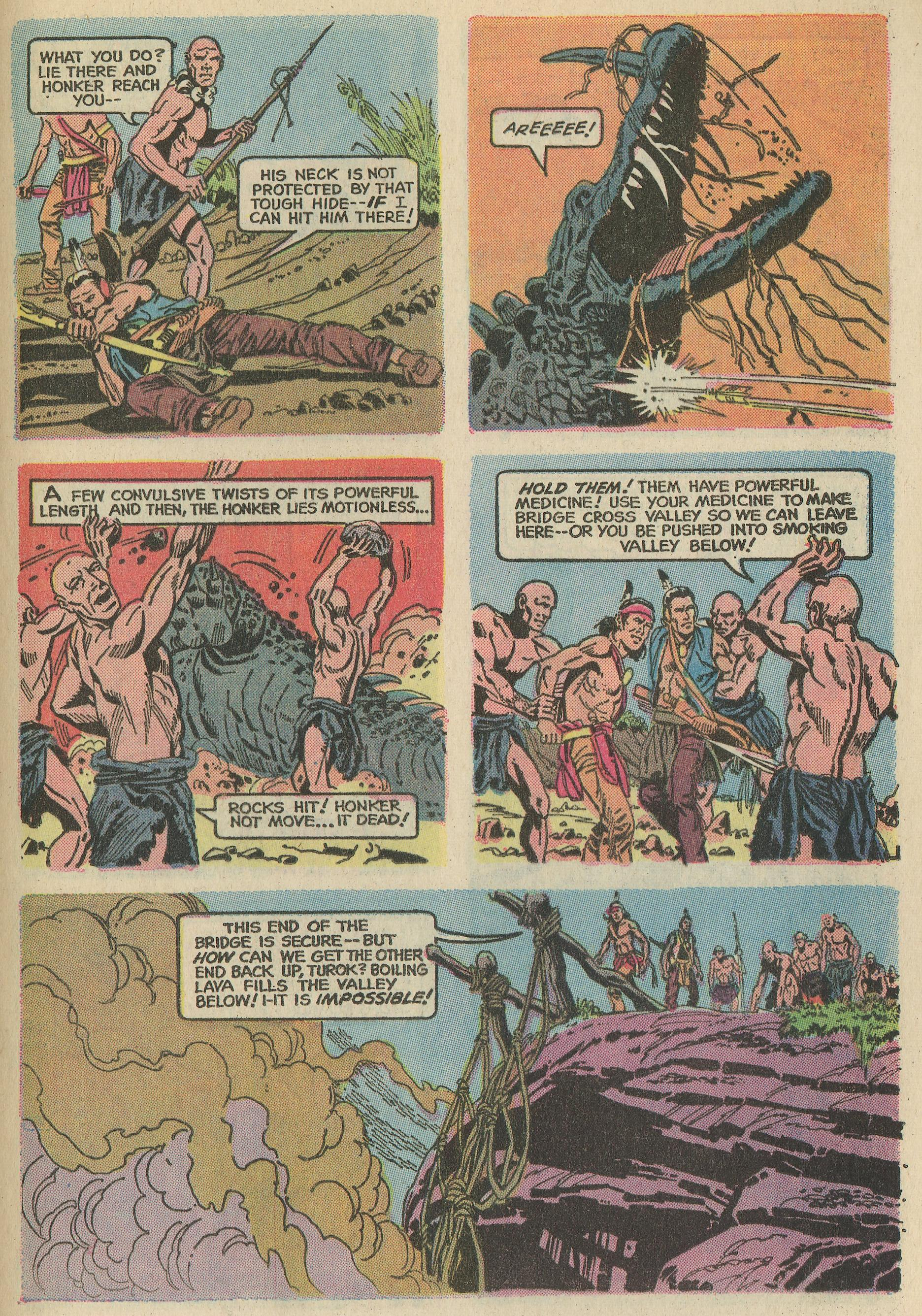 Read online Turok, Son of Stone comic -  Issue #78 - 25