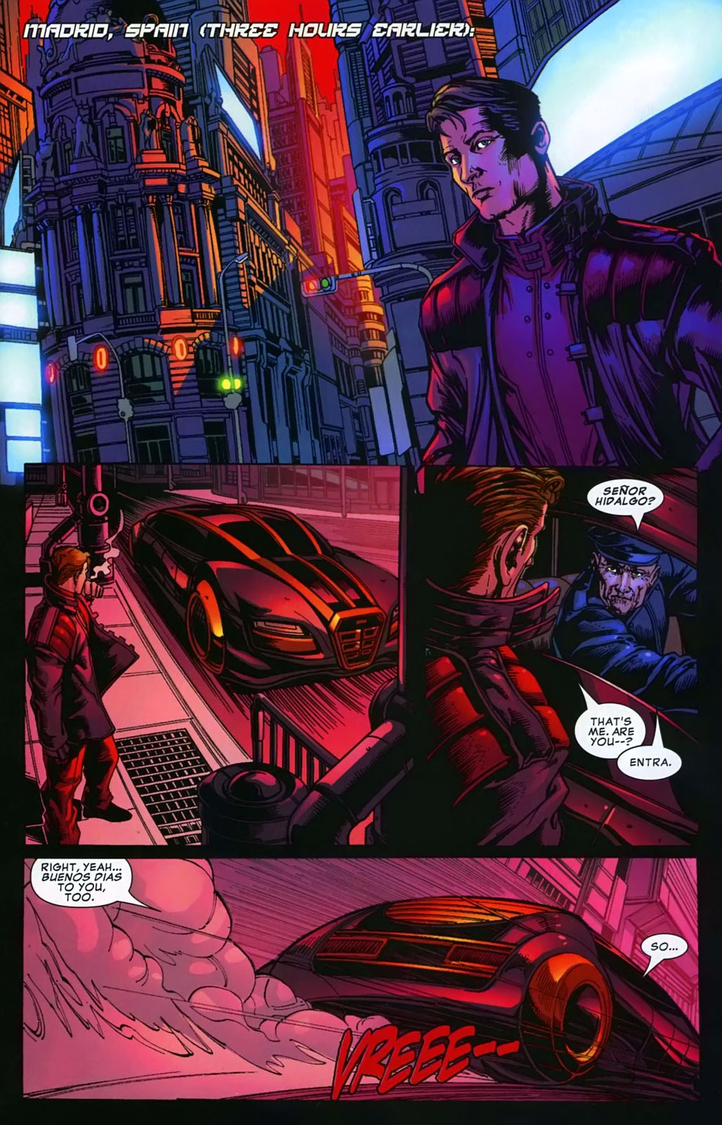 Read online Amazing Fantasy (2004) comic -  Issue #16 - 4