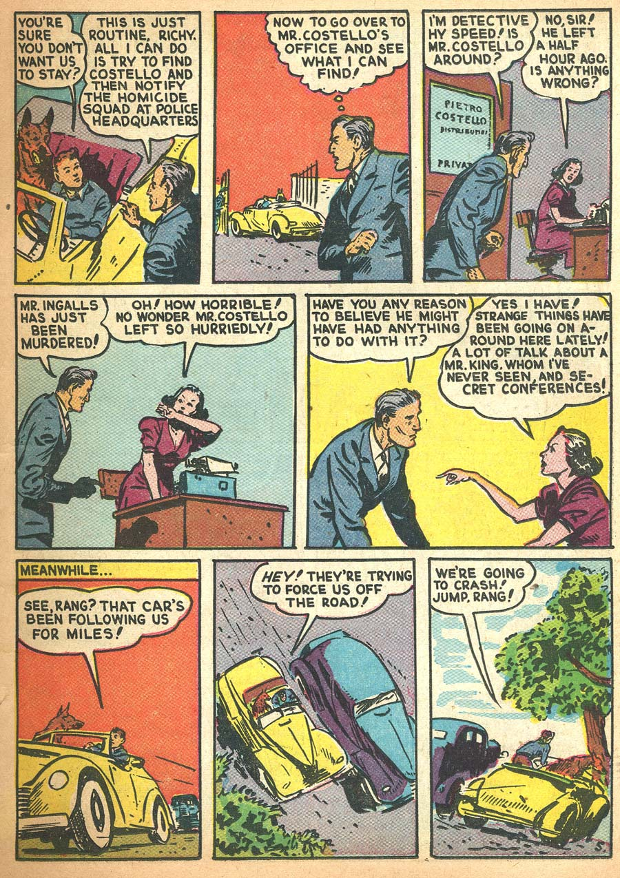 Blue Ribbon Comics (1939) issue 8 - Page 7