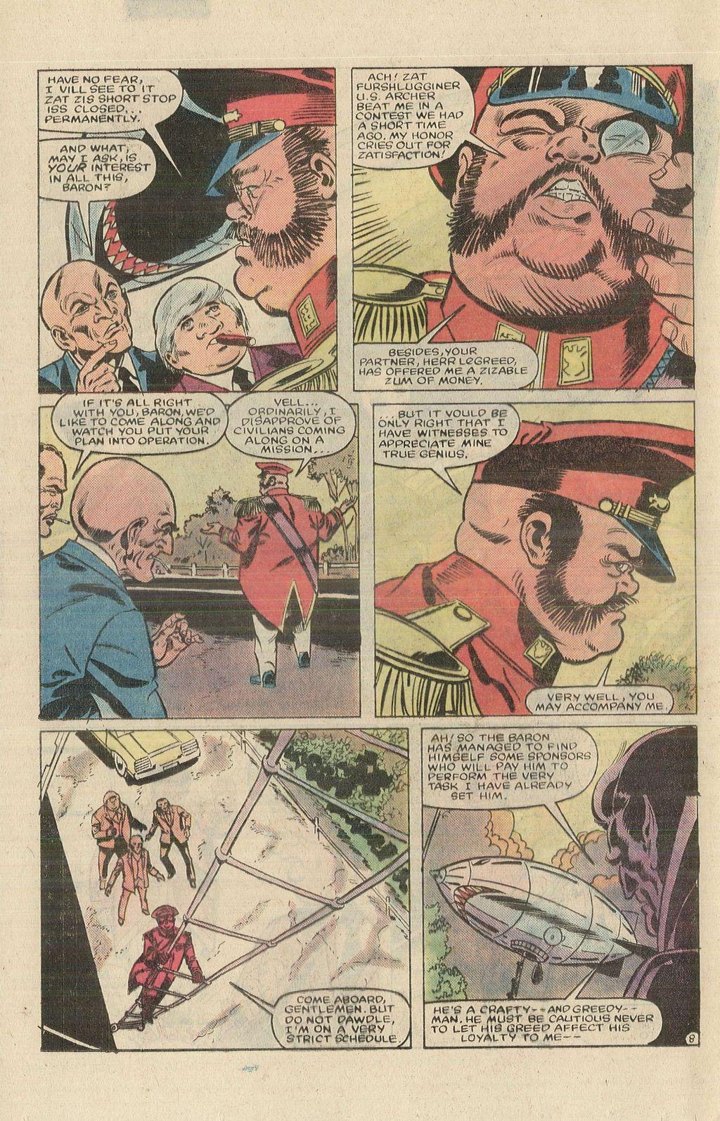 Read online U.S. 1 comic -  Issue #9 - 12