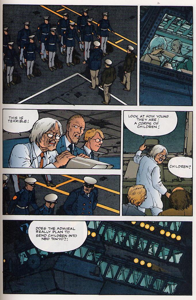 Read online Akira comic -  Issue #26 - 38